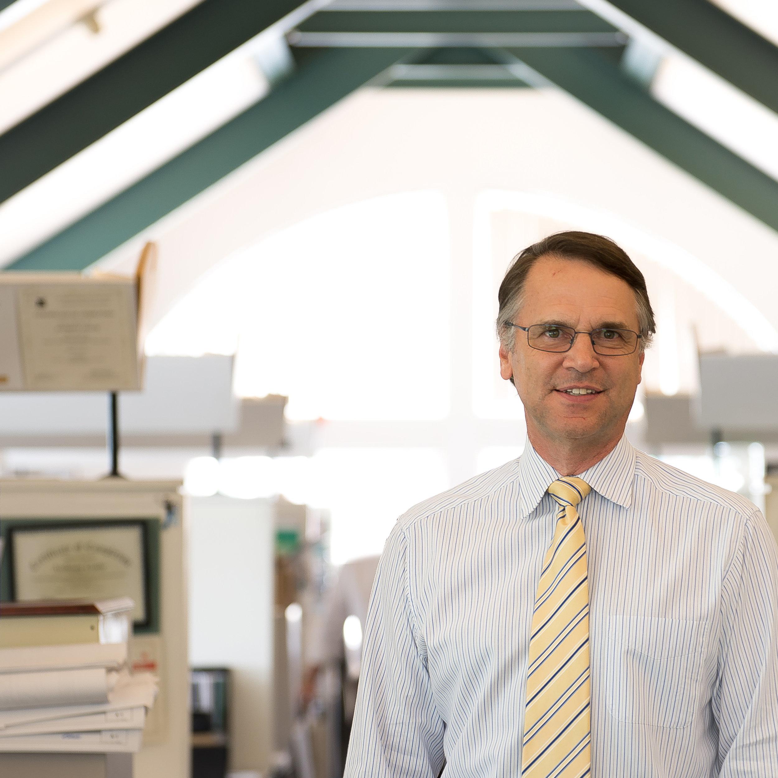 Mark von Bradsky, PE | Secretary, Principal