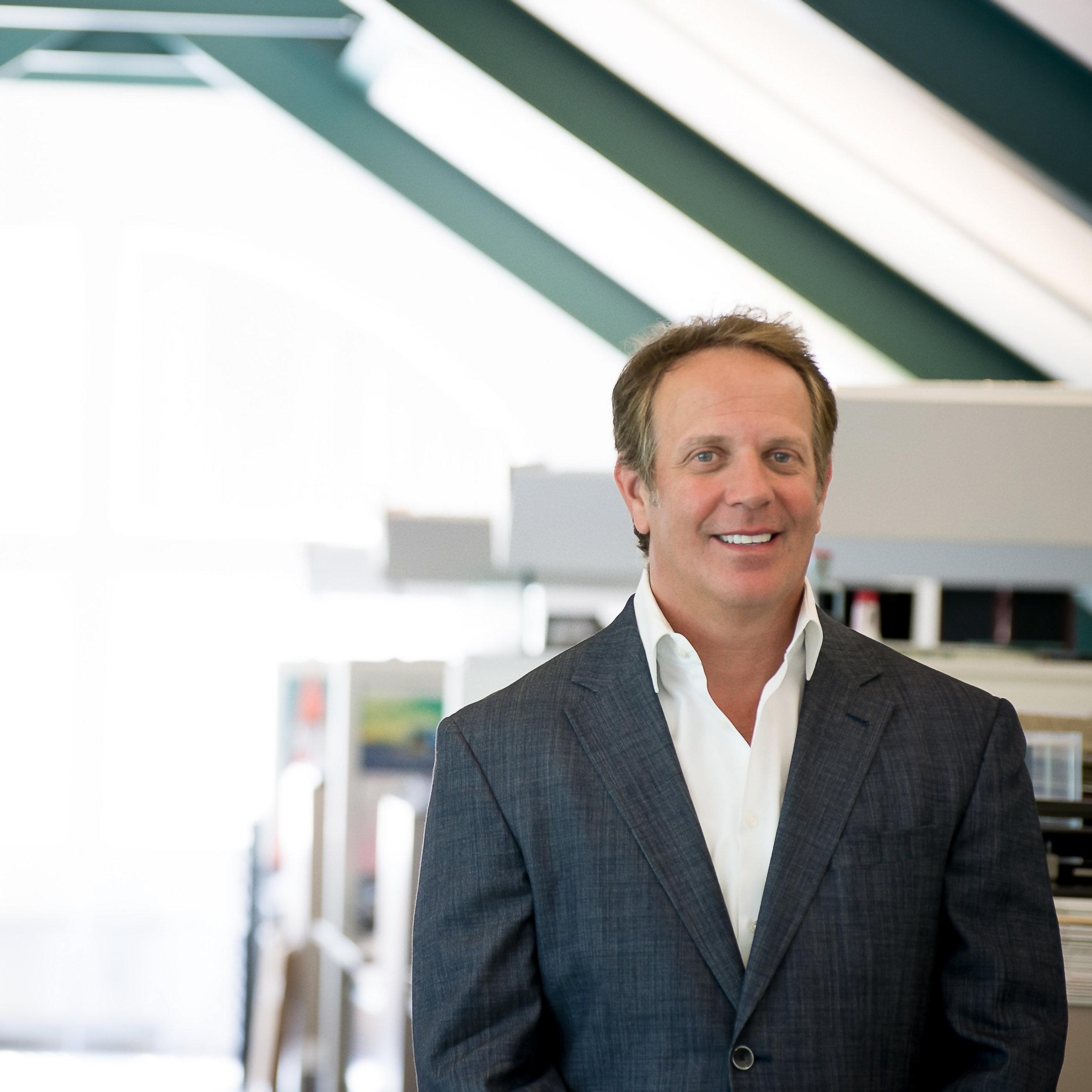Stephen Aluotto, AIA | President & CEO