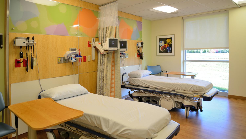 RWJ University Hospital Pediatric Emergency Department