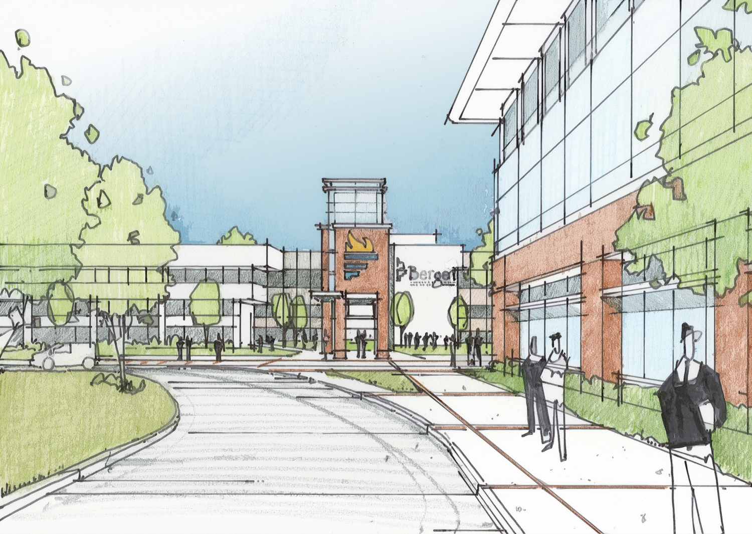 Bergen Community College Master Plan