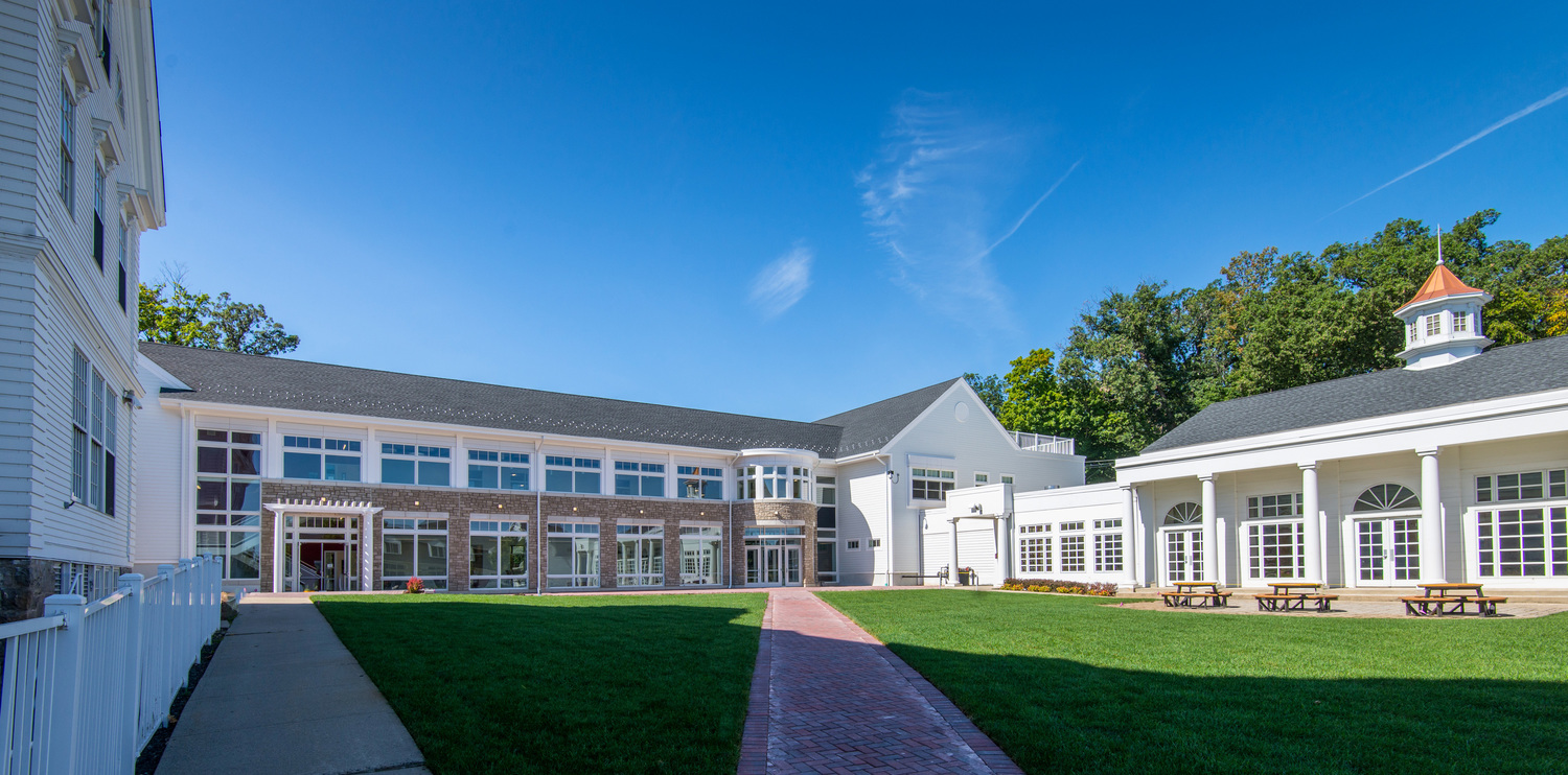 Morristown-Beard School Math and Science Building