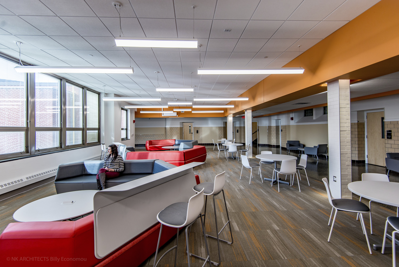 William Paterson University Hunziker/Preakness Halls
