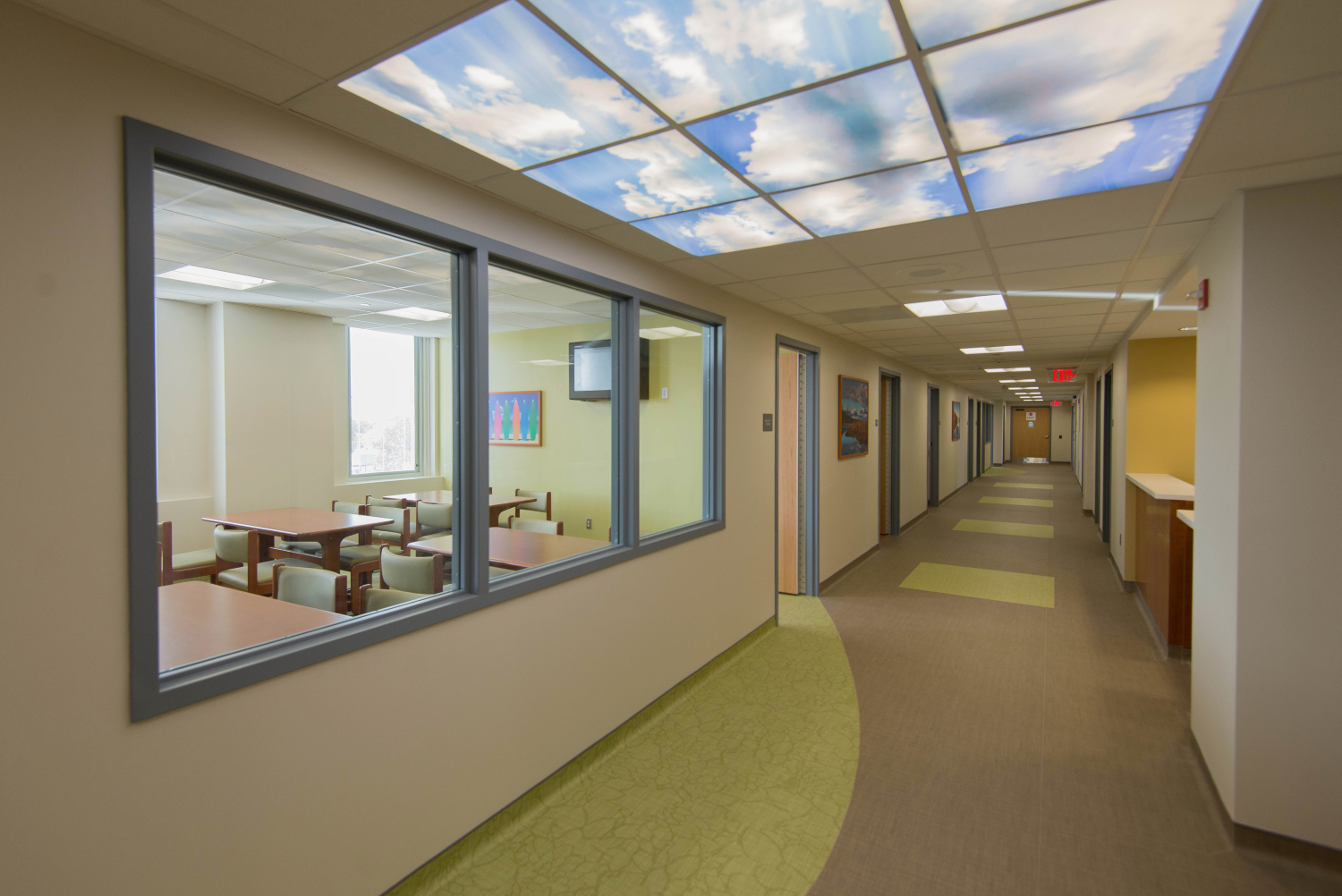 East Orange General Hospital Psychiatric Unit Renovation