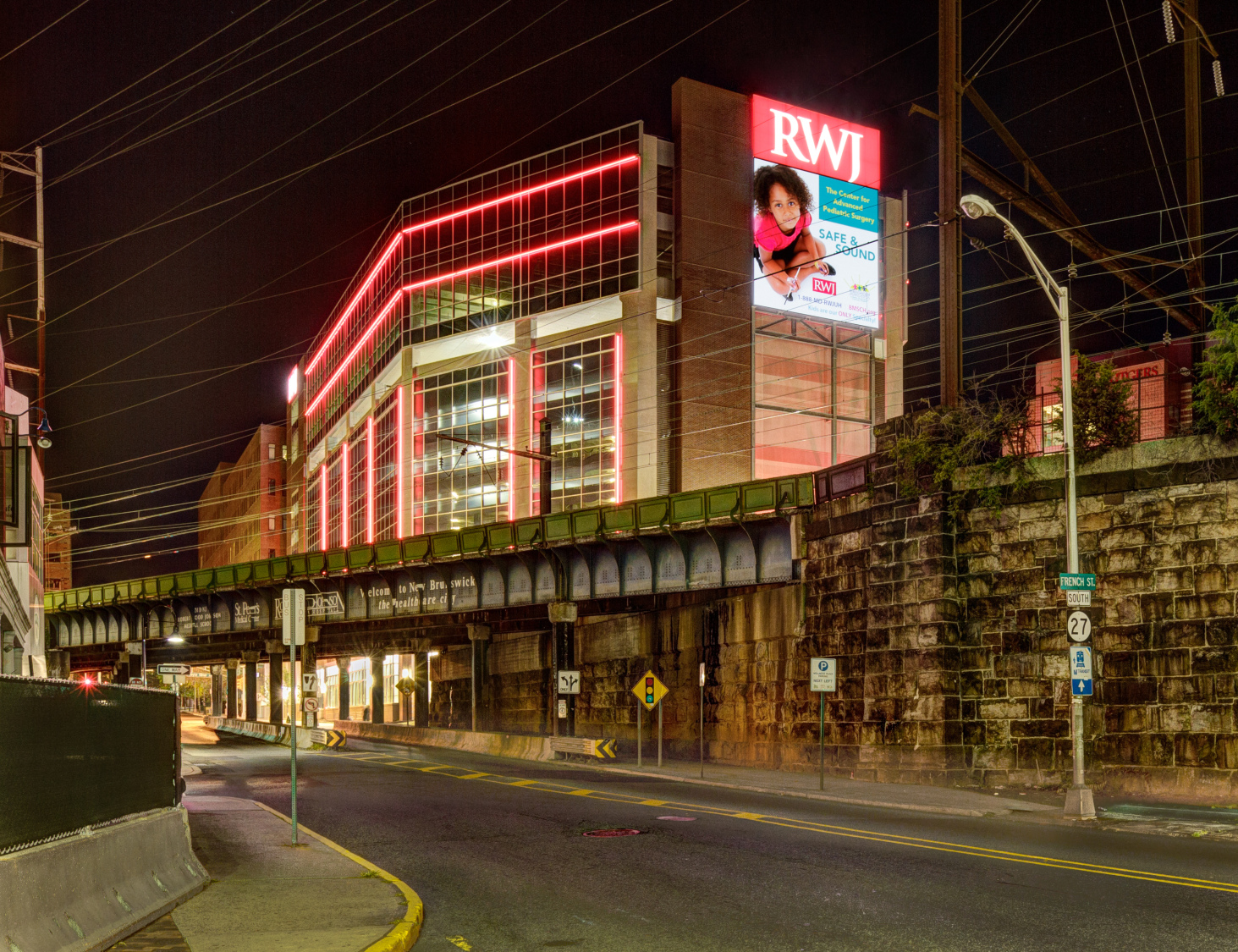 RWJBarnabas Health New Brunswick East Tower