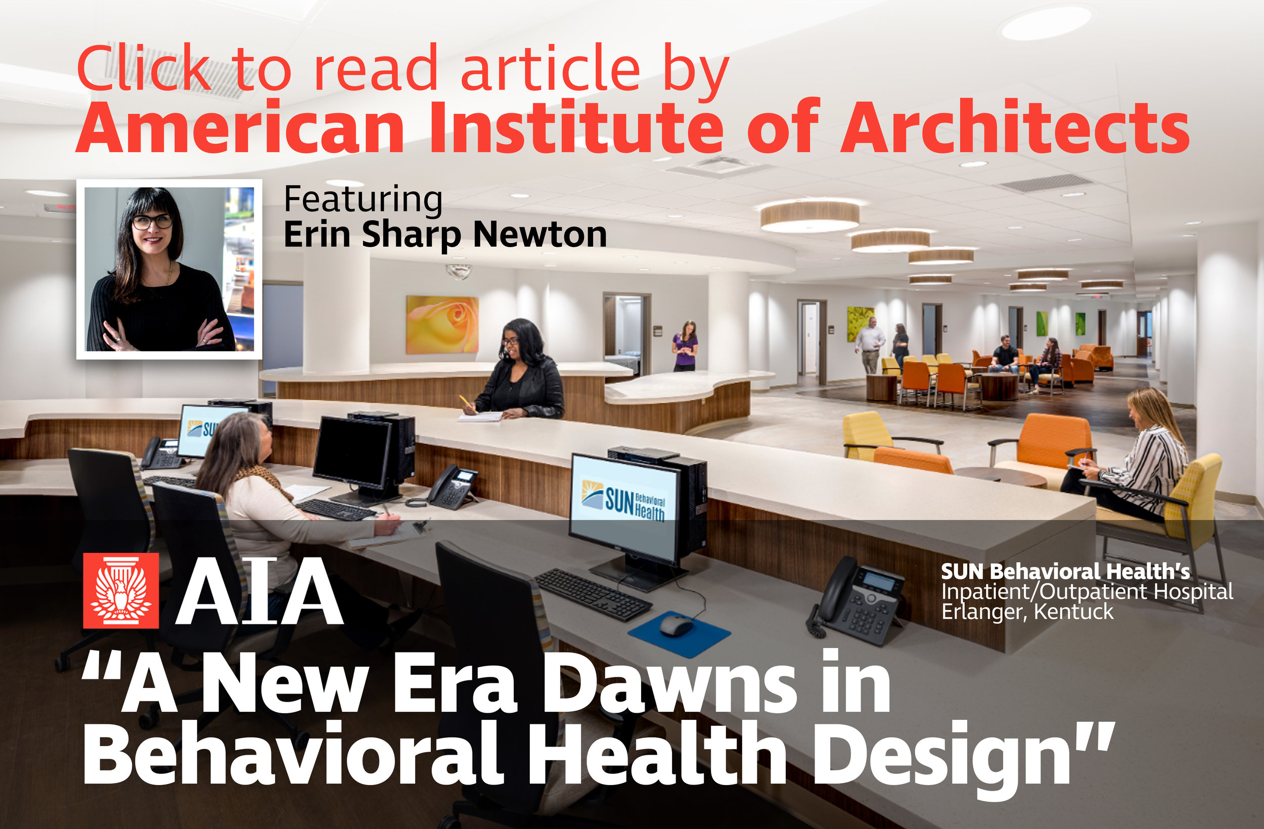 A New Era Dawns in Behavioral Health Design