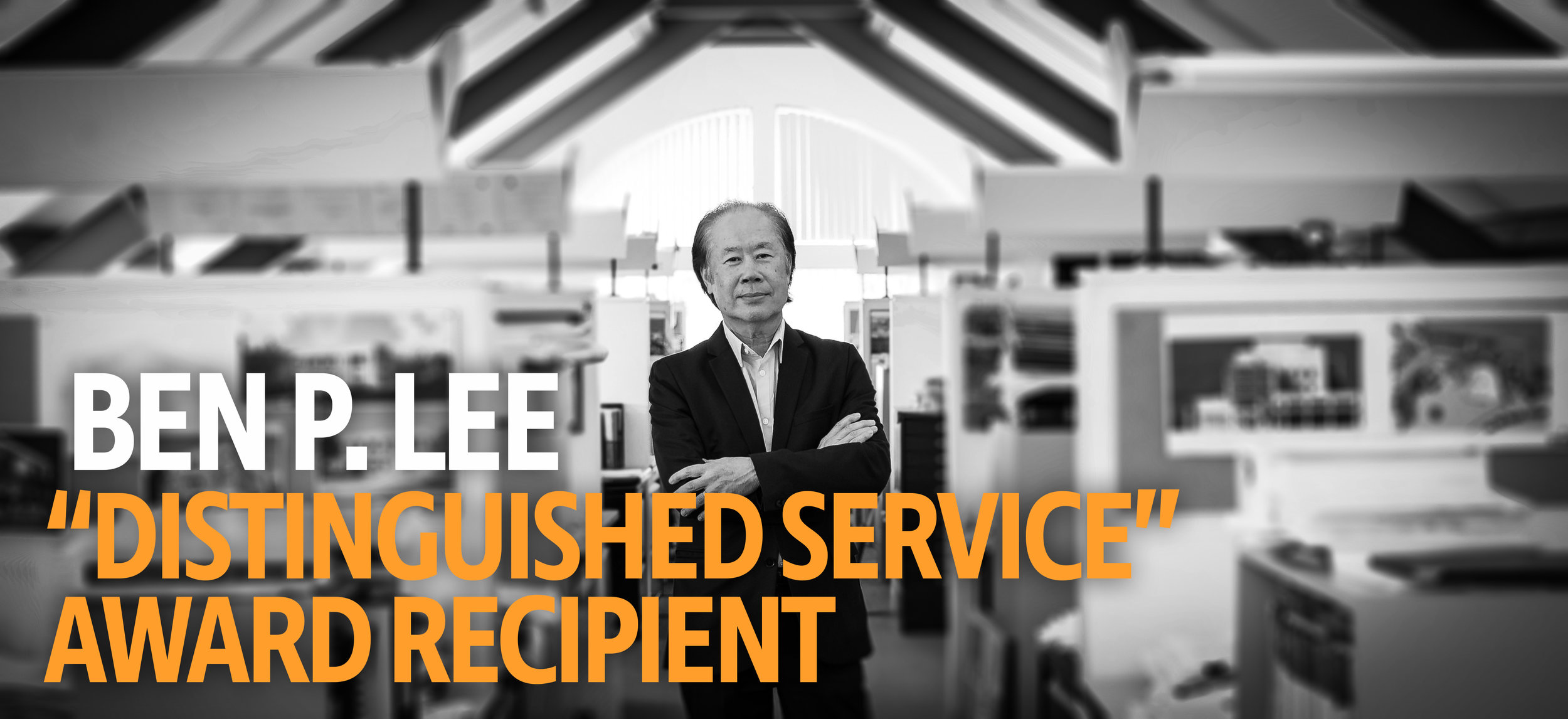 Ben Lee recognized by AIA-NJ