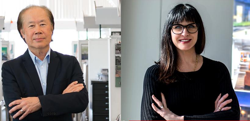 Ben P. Lee, CFO and Principal, Erin Sharp-Newton - Behavioral Health Specialist, NK Architects.