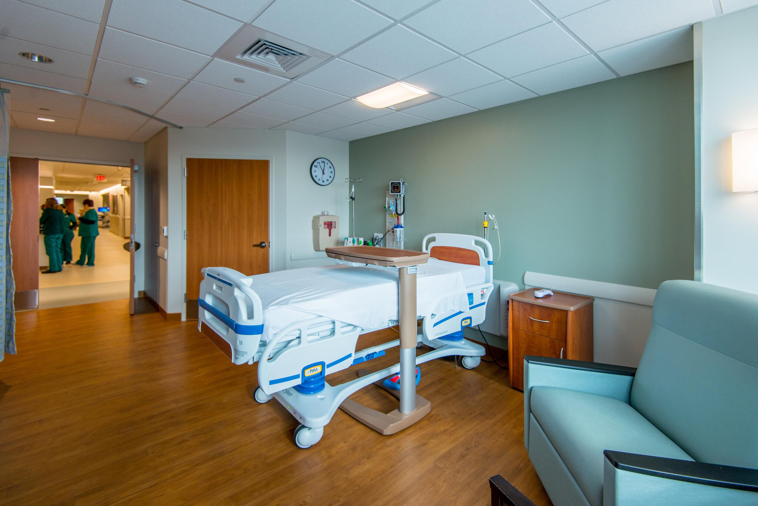 St. Luke's University Health Network Med-Surg Unit