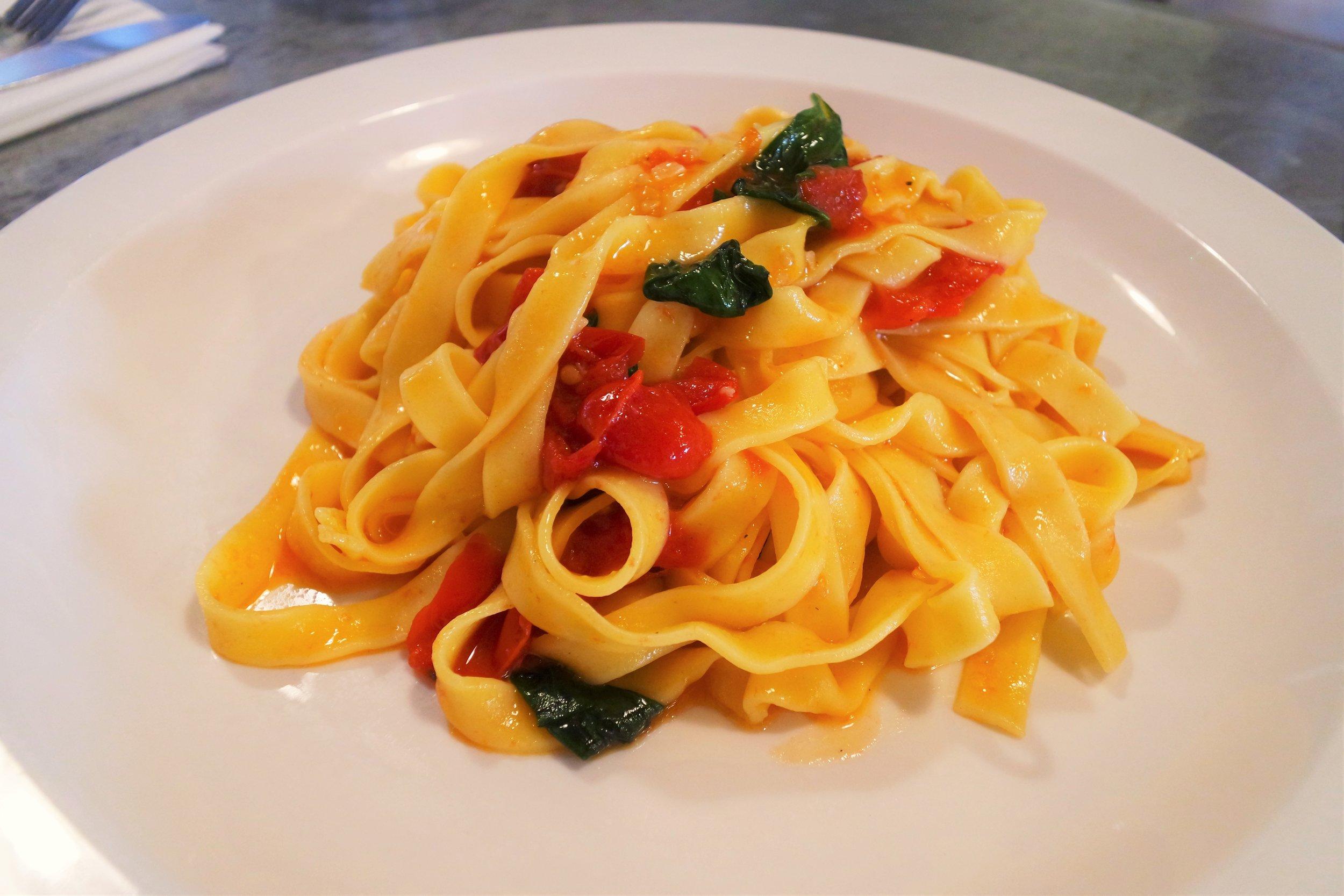 padella pasta