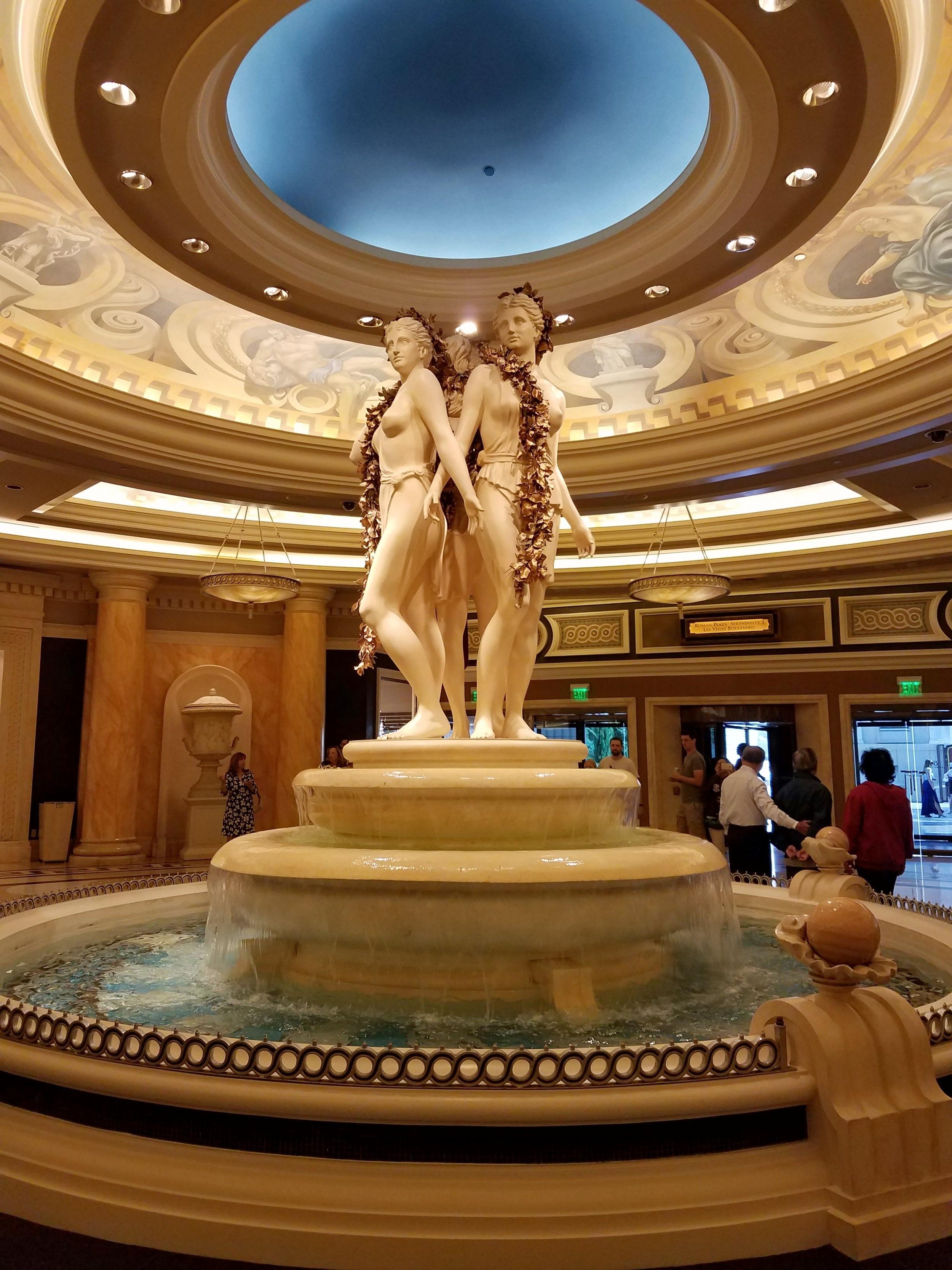 caesars palace statute