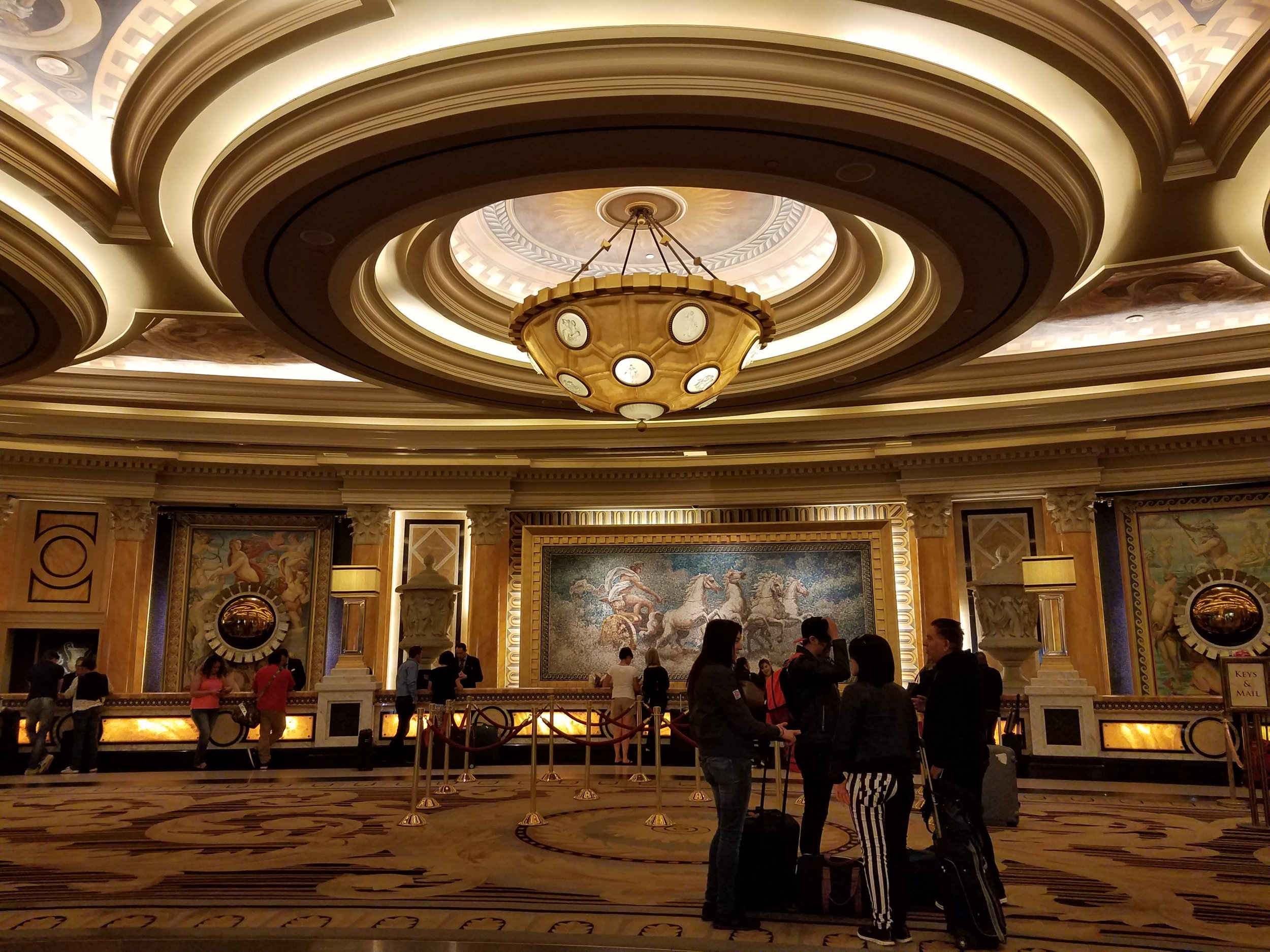 caesars palace concierge