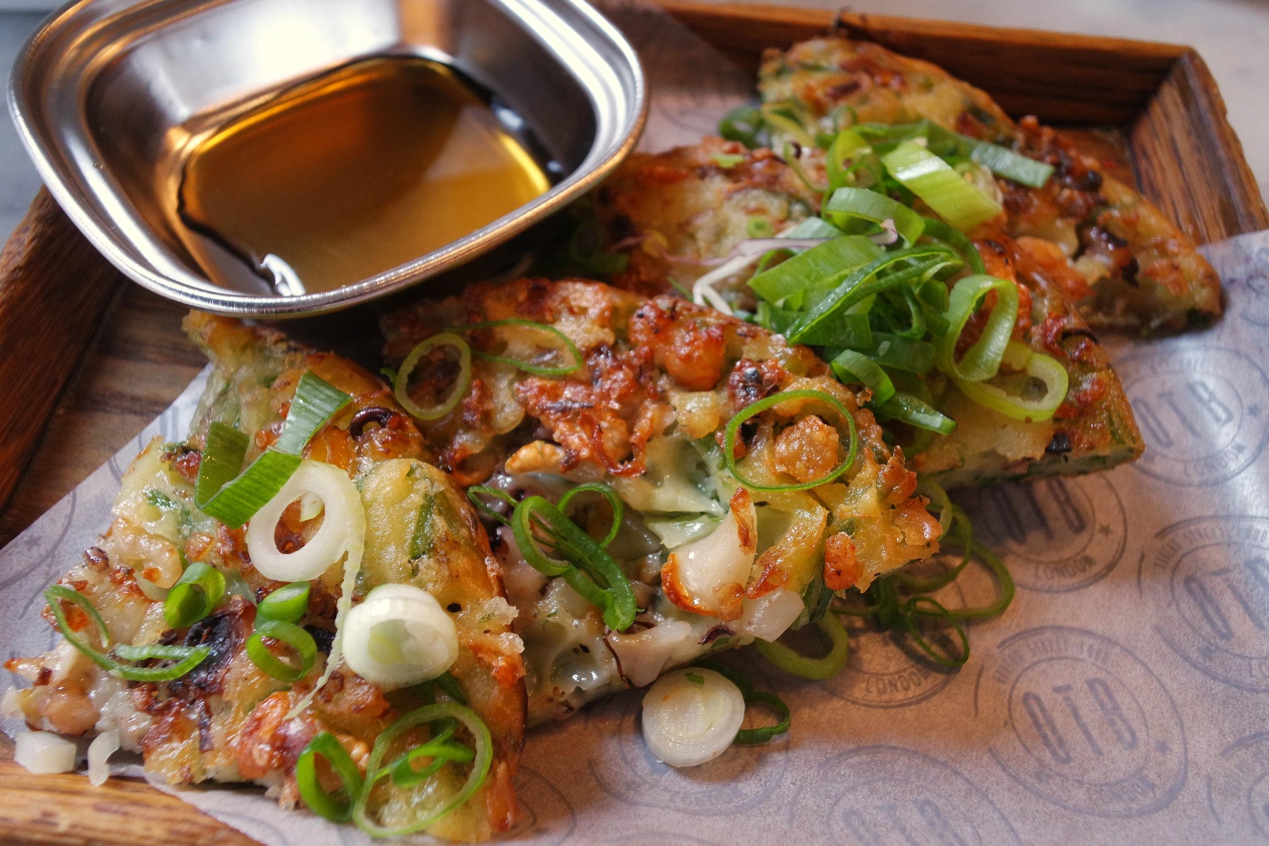 pa jeon seafood pancake