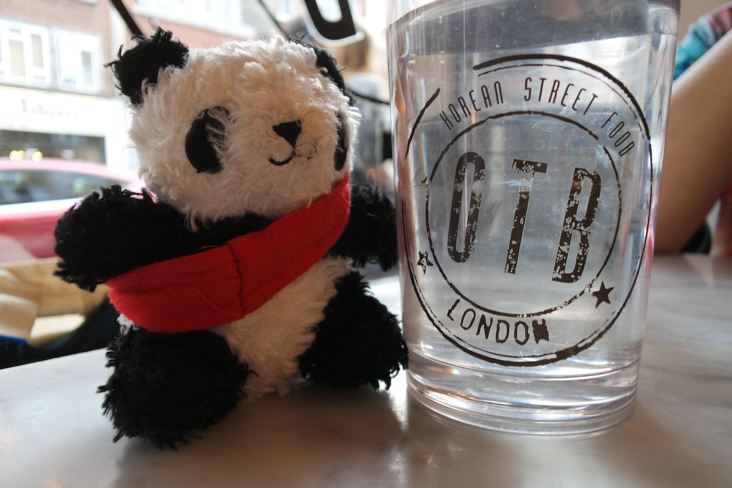 the greedy panda on the bab