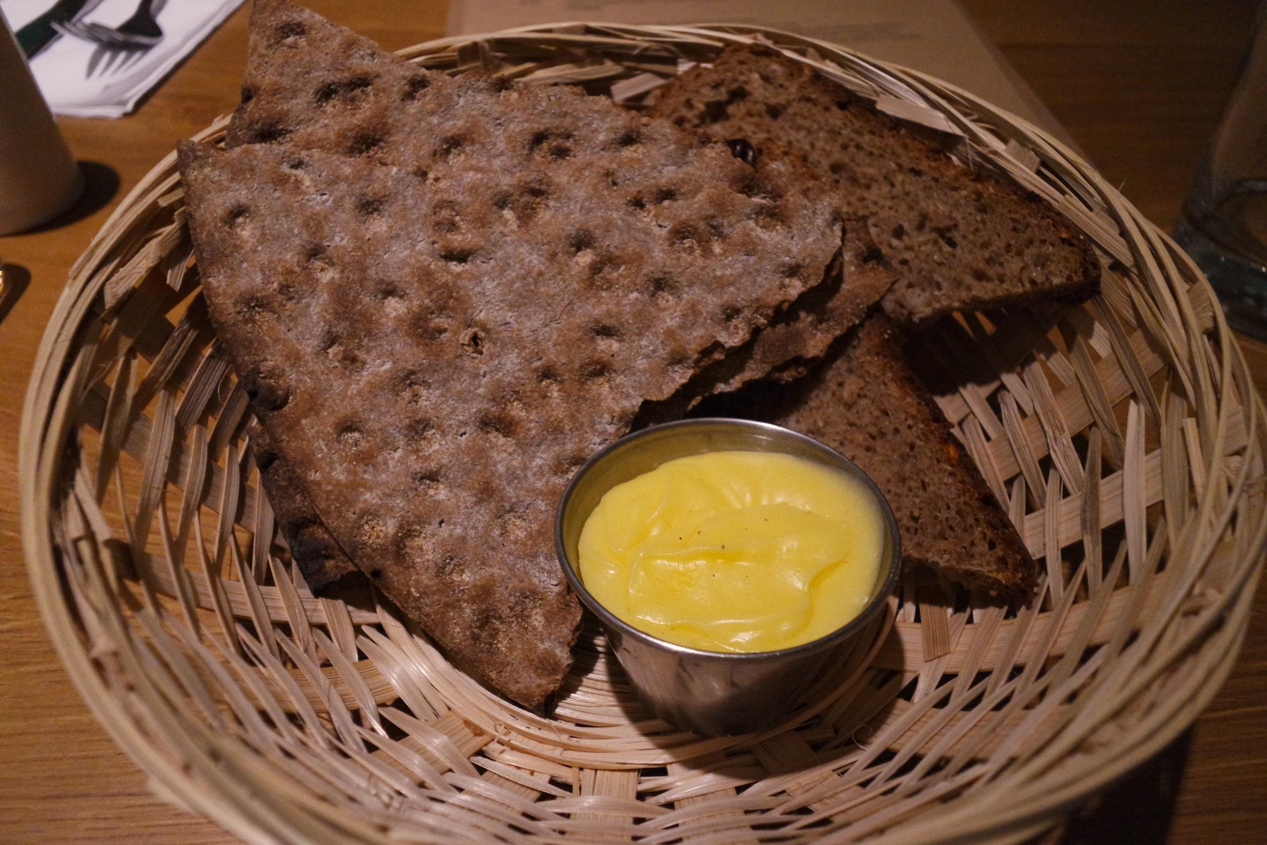 bread basket smaka london