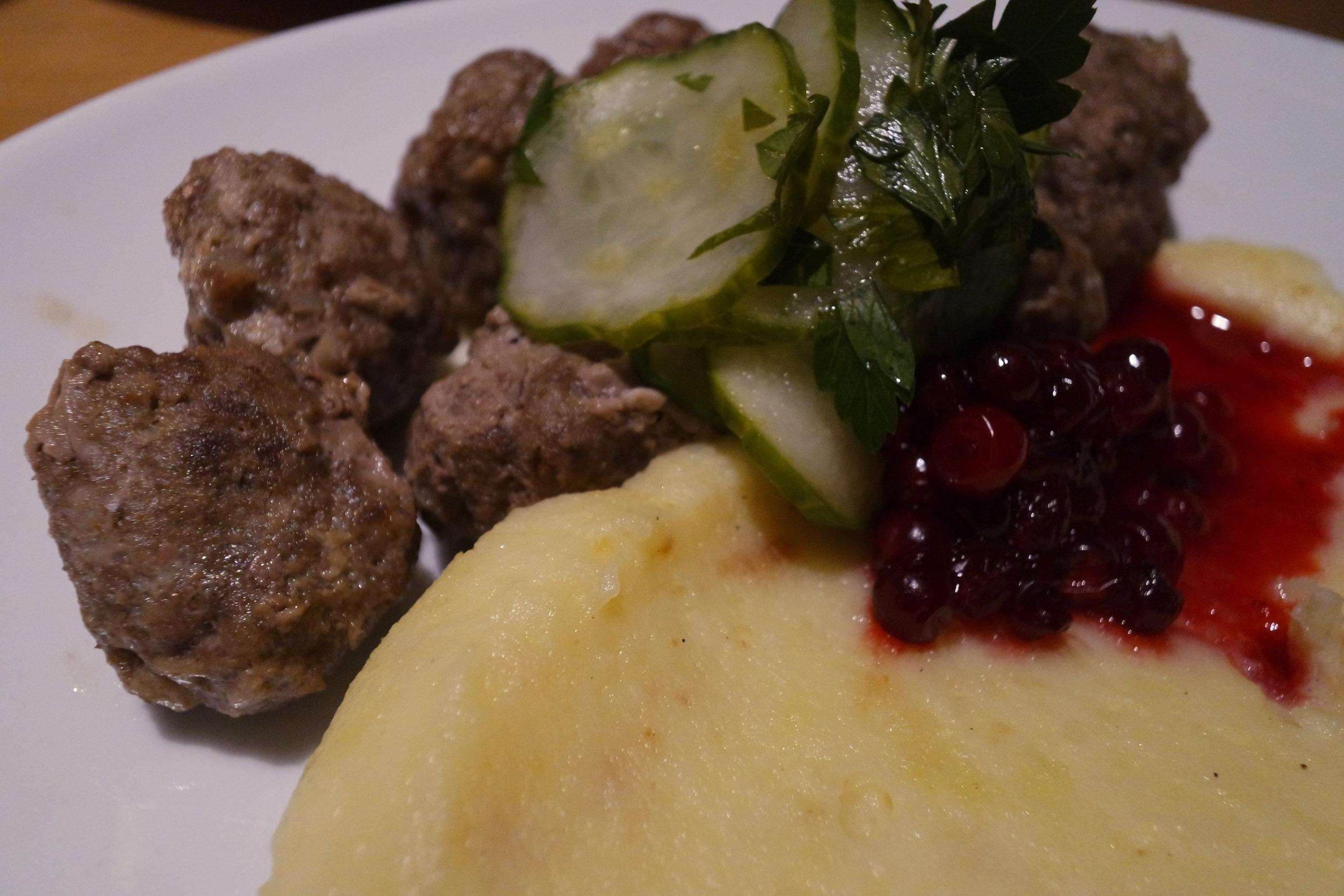 smaka swedish meatballs