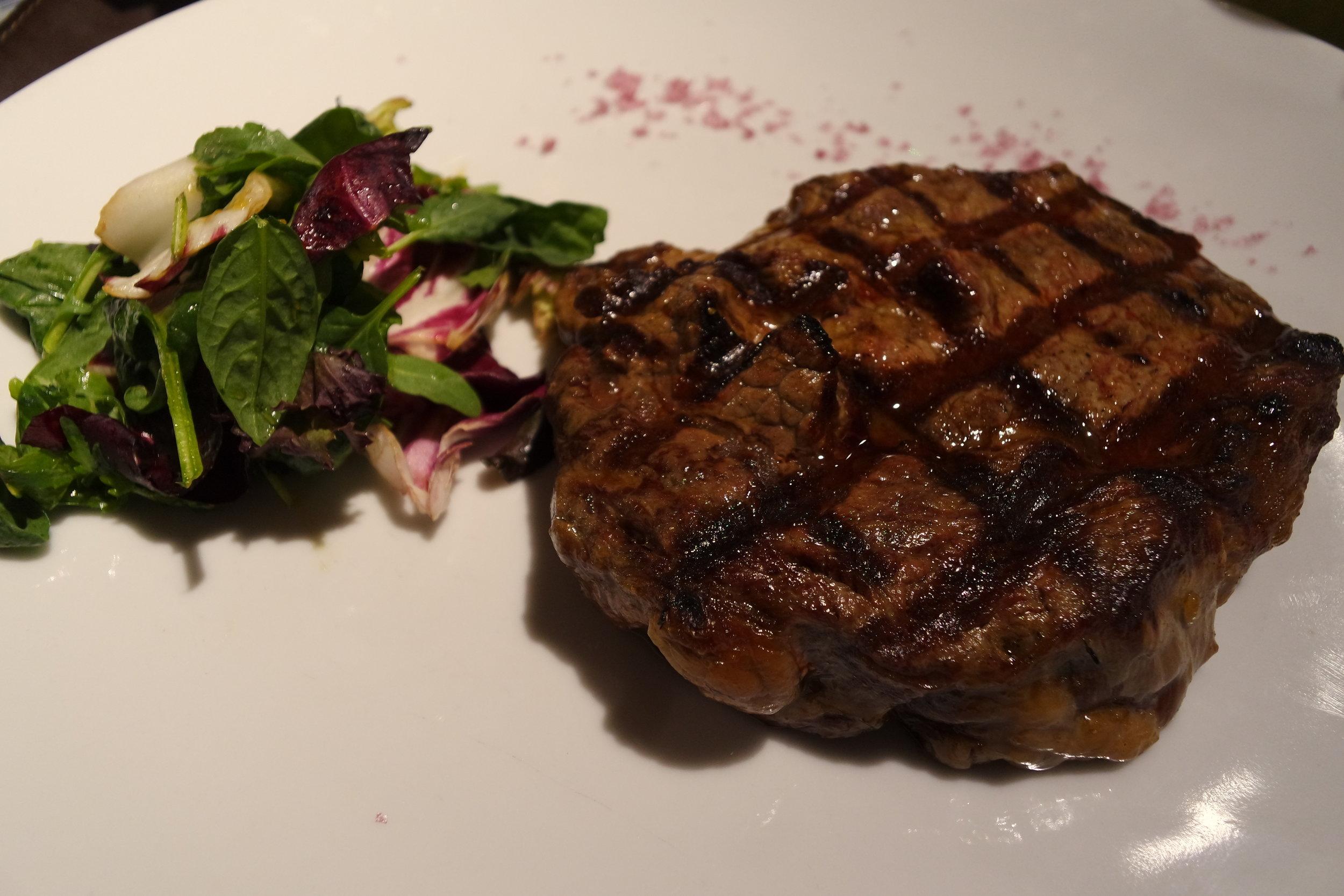ancho rib eye argentine steak
