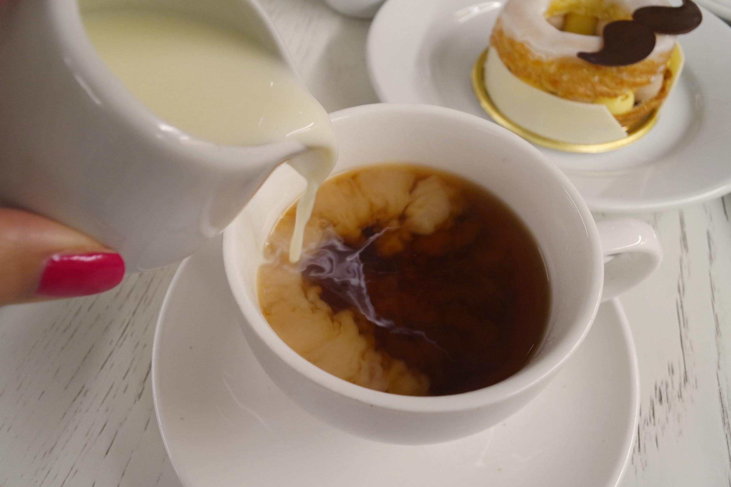 tea dominique ansel bakery london