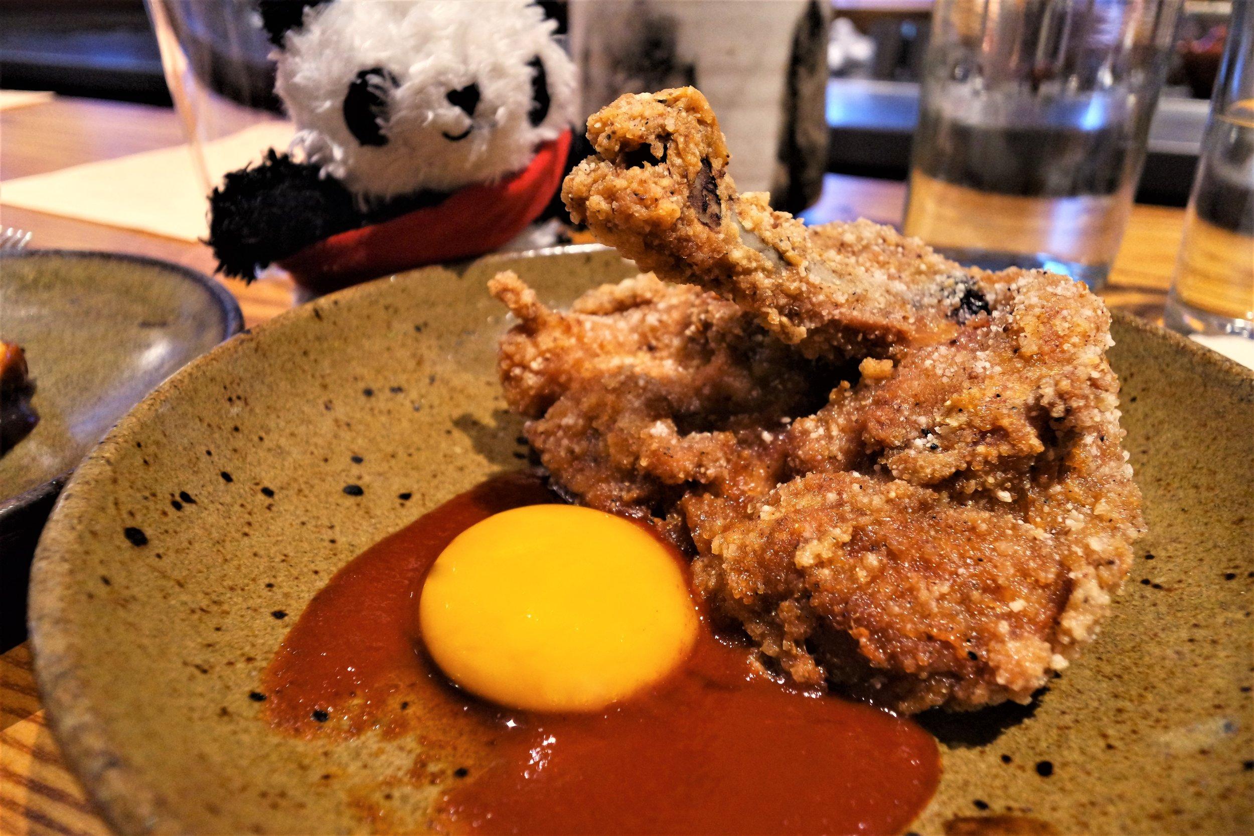 bao fitzrovia fried chicken chop