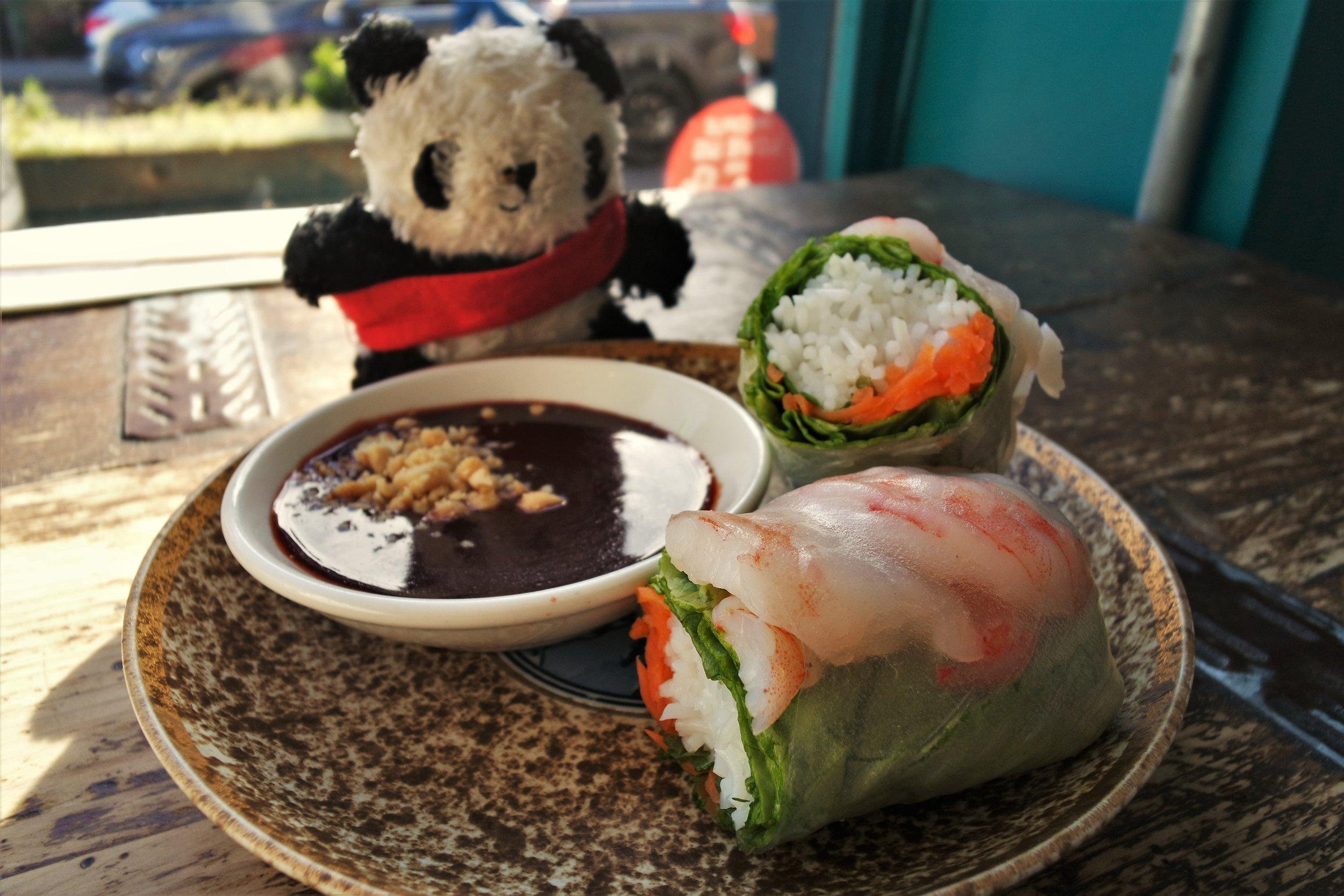 summer rolls salvation in noodles