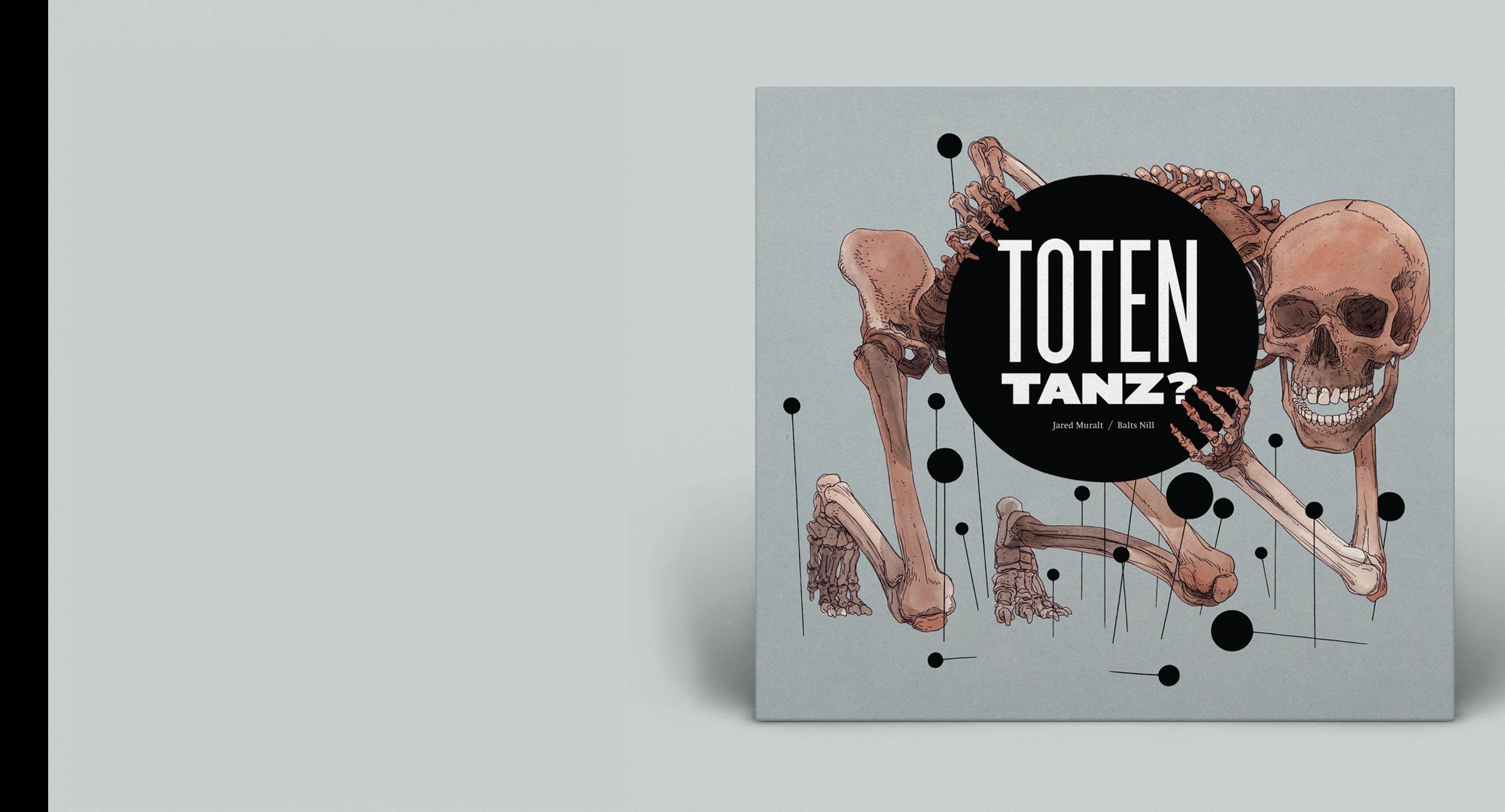 "Cover der Publikation ""Totentanz?"""