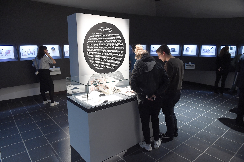 """Ausstellung """"Berner Totentanz 2016"""""""