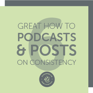 It's hard, isn't it? Blogging consistency has huge benefits for small businesses, but it isn't easy to achieve. Here are some tips and processes from the pros who've been there and done it. If they can achieve it, so you we. itsorganised.com | Blogging for Business