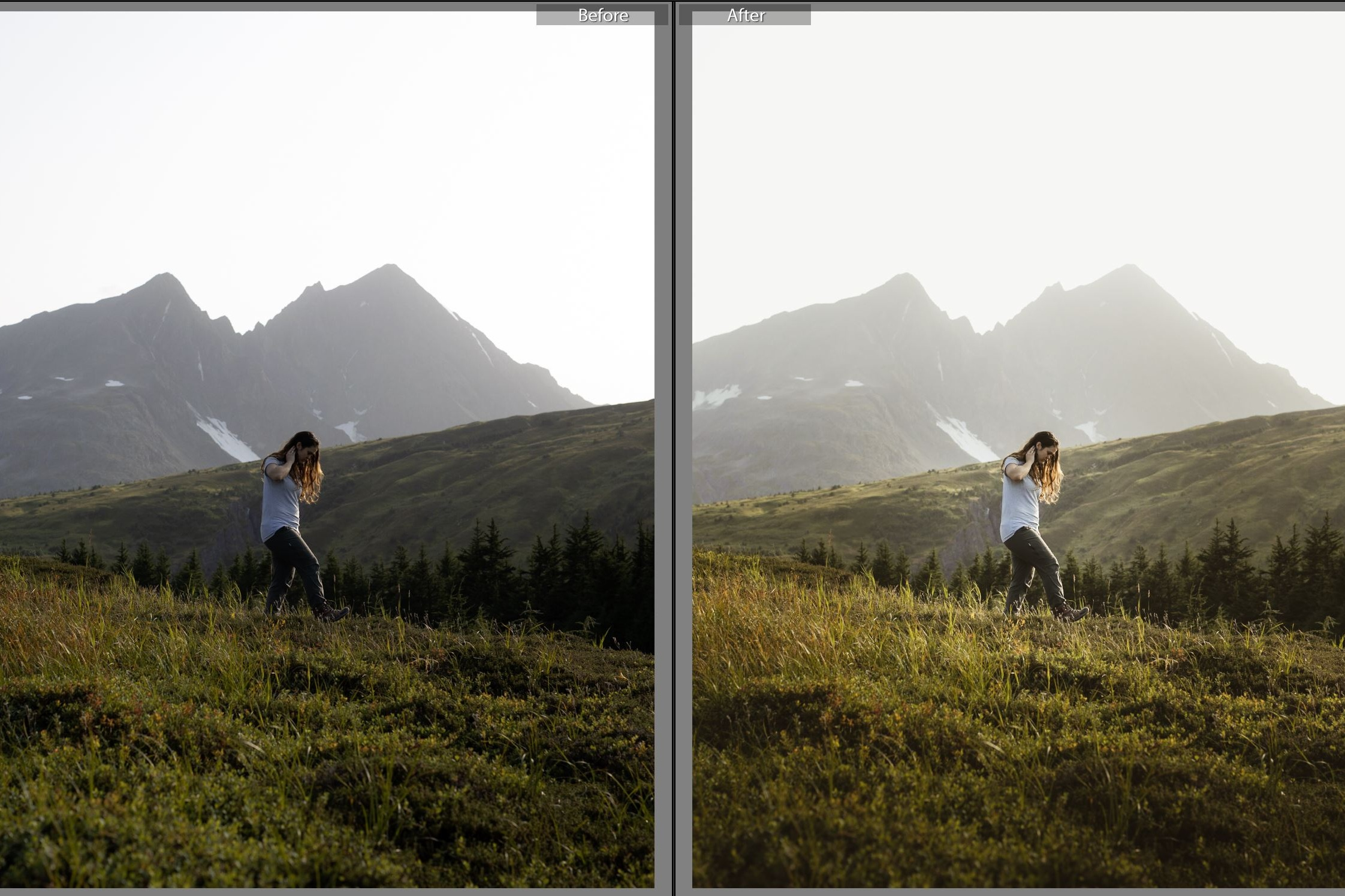 Lightroom Presets - My unique preset pack that delivers a natural, timeless style for Lightroom Classic and CC.