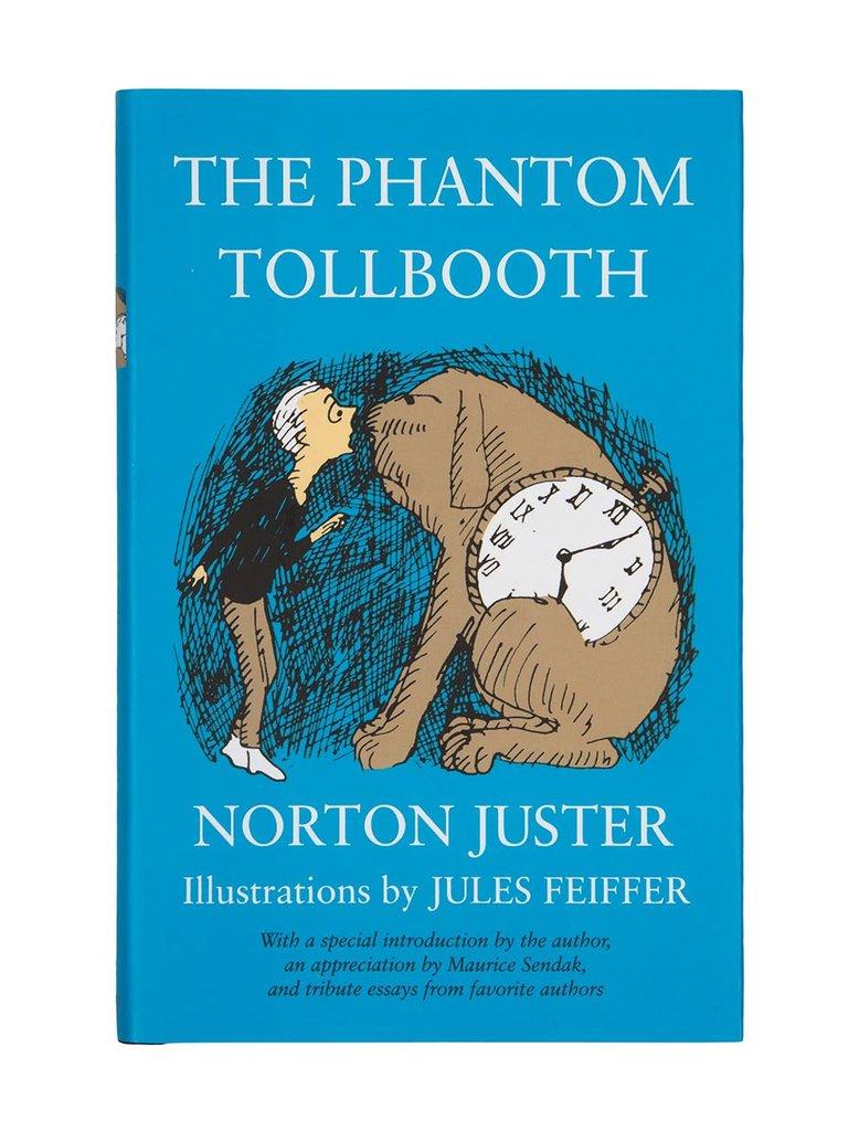 The Phantom Tollbooth  (1961) - Norton Juster