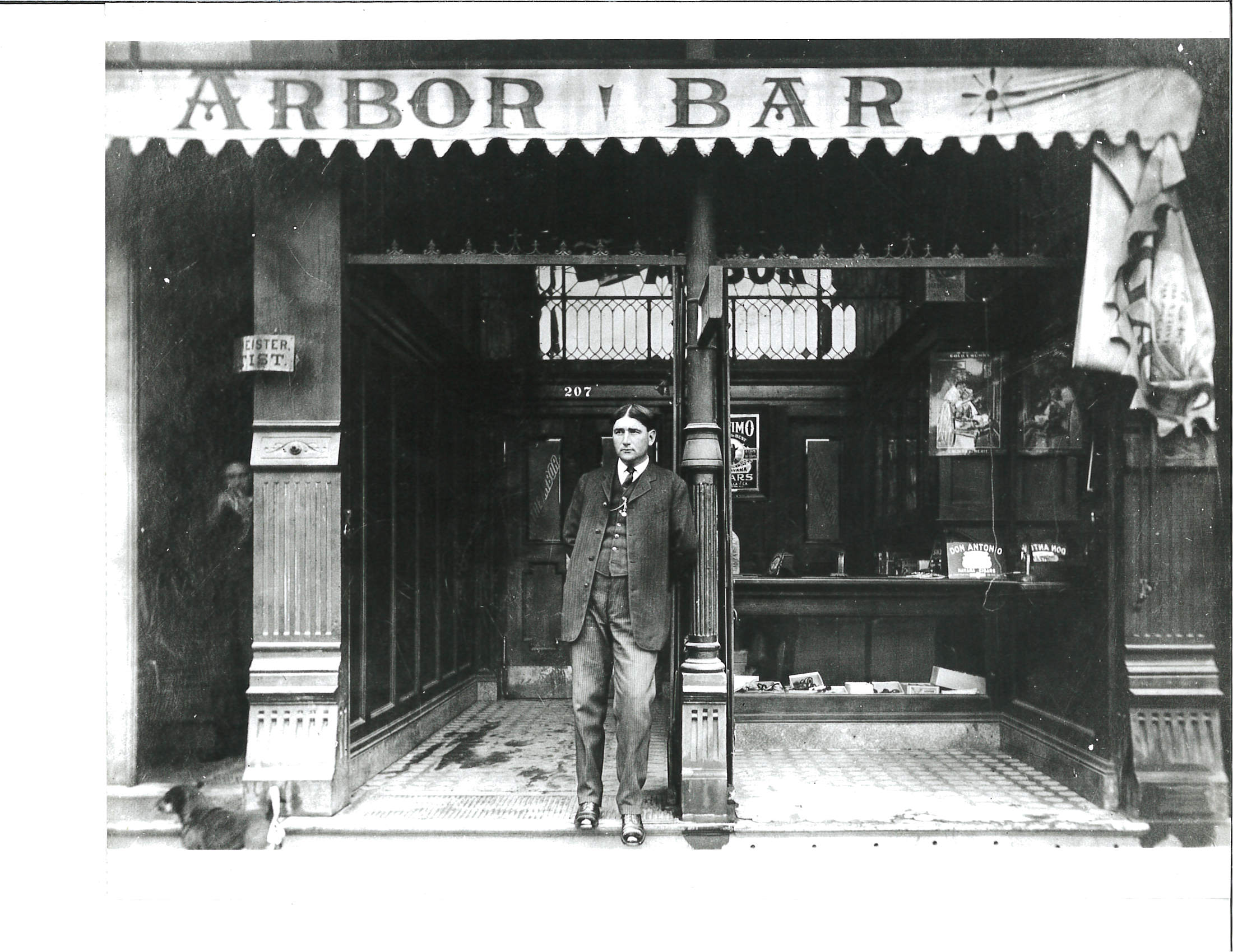 To see more historic saloon photos visit our Industry photo gallery.