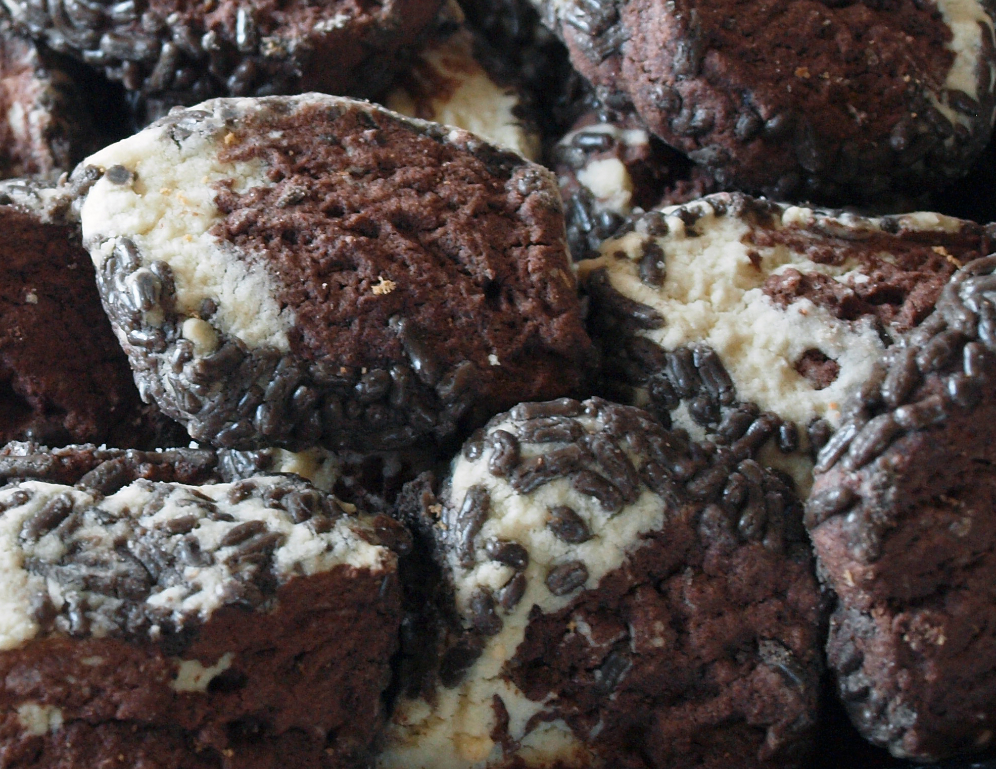 Toni's Own Cocoa Bliss Cookies