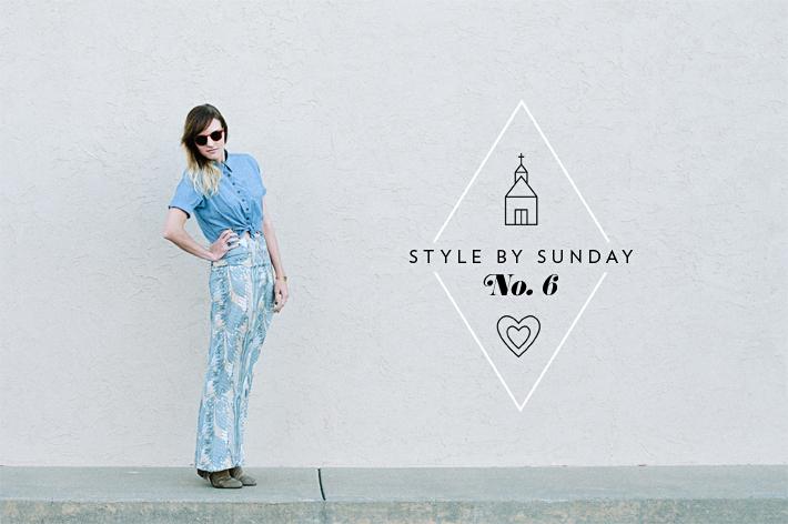 Style By Sunday No. 6 Mara Dawn