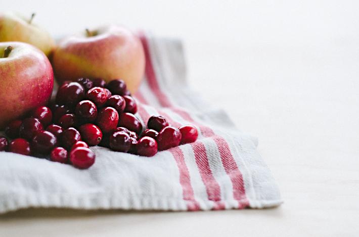 Cranberry Apple Sauce Recipe | Mara Dawn