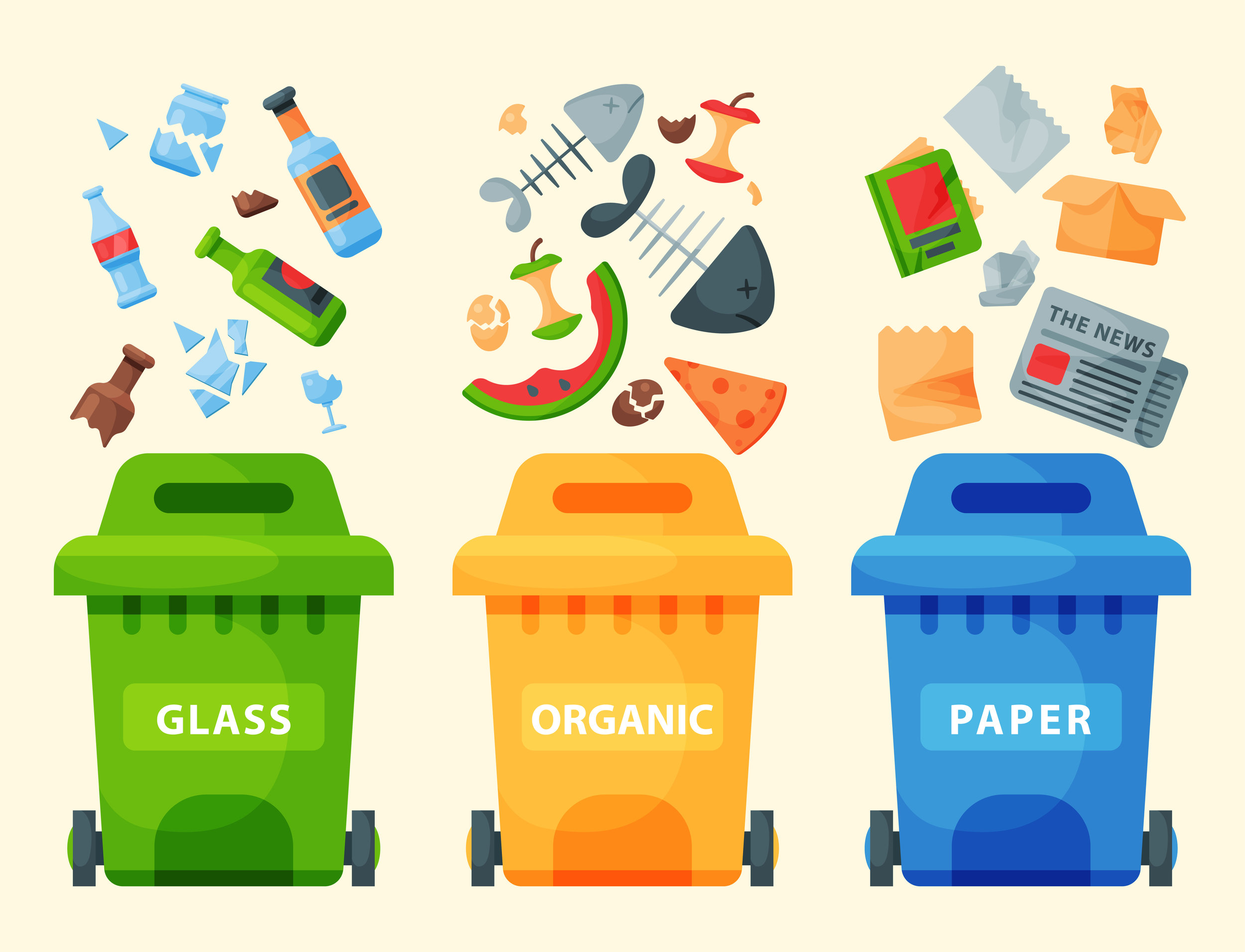 IS YOUR RECYCLING GETTING RECYCLED?    Read now