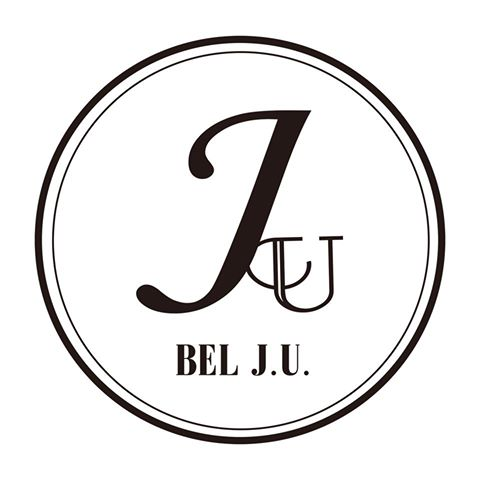 Bel J.U.   Timeless minimal elegance  Bel, Italian word for beauty represents our brand moto. Bel J.U. pursue beauty from its basic elegant look. Although most of the design seem classical Bel J.U. incorporates modern fashion sense into the timeless retro classics.