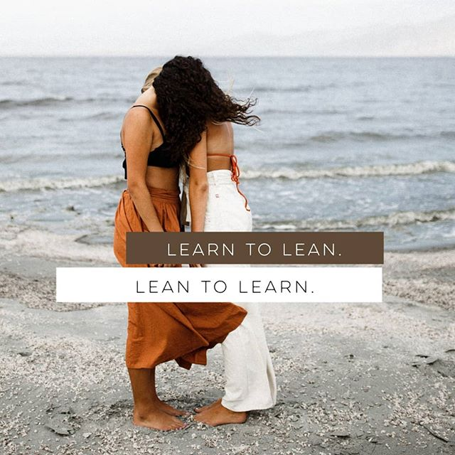 """Learn to lean    I have been afraid of taking the wrong choices regarding line of work. I feel alone with all my worries. But this morning I woke up with a dream. In this dream, I was the teacher, and the students where frustraded about the task, crying. I comforted, and I said """"Learn to lean to your knowledge. Learn to lean, lean to learn - the root of the word is the same, and it's about trusting what you know"""". I woke up and realized I could not have given myself a better advice. ❤️ #trust #knowledge #life #creative #flow #detachment #yoga #breath #teacher #satnamwaheguru"""