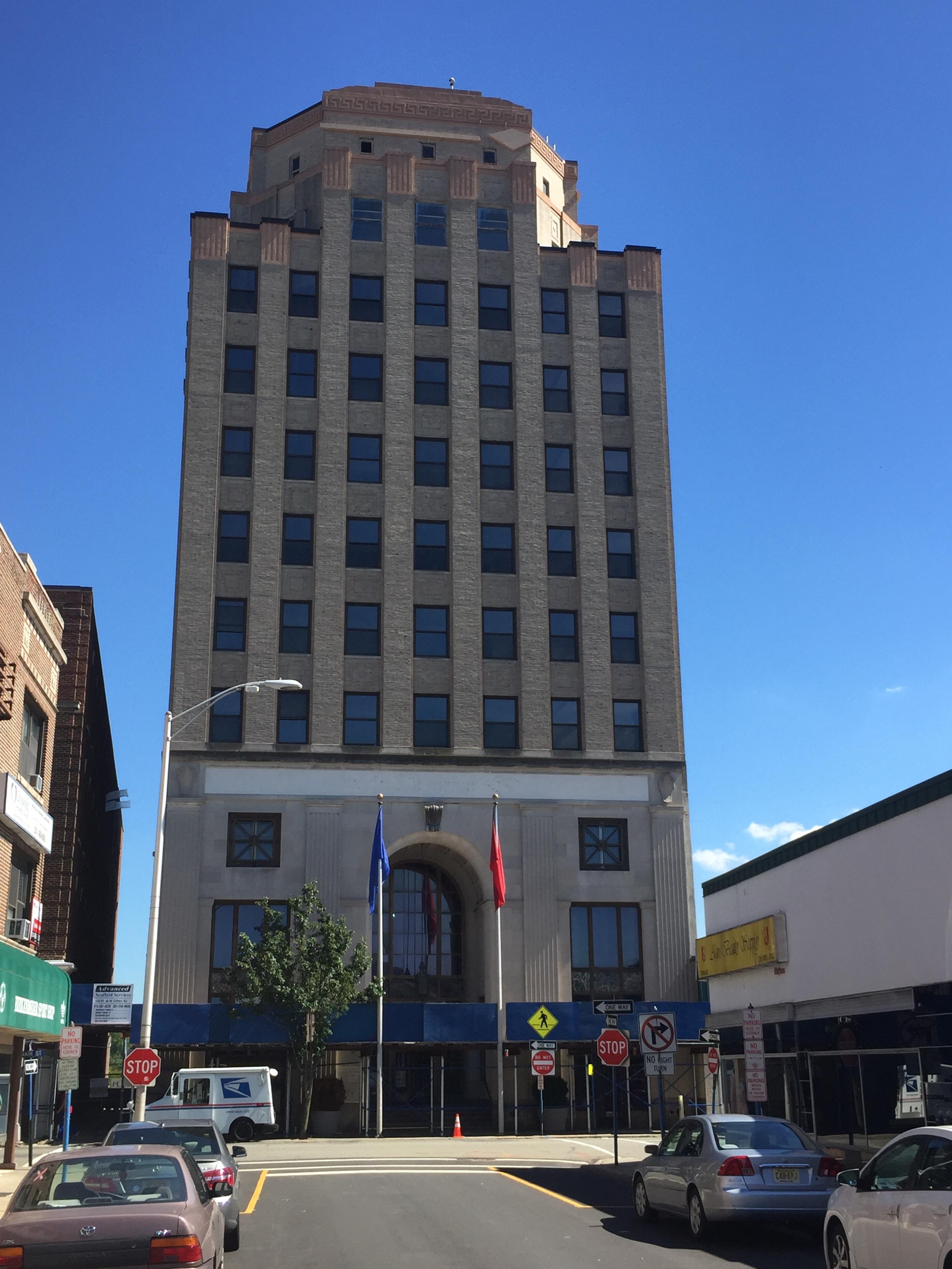 Urban Redevelopment: Hackensack, NJ
