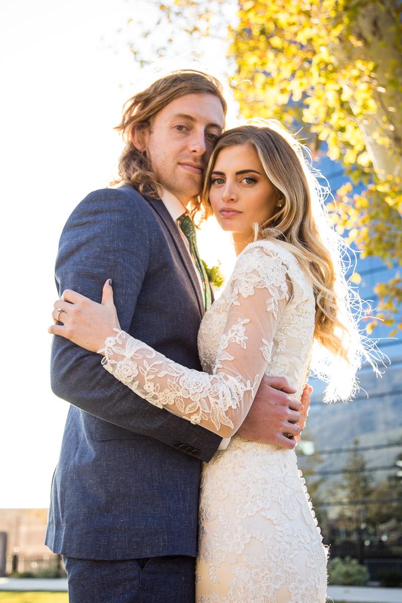 Brady Parks wedding