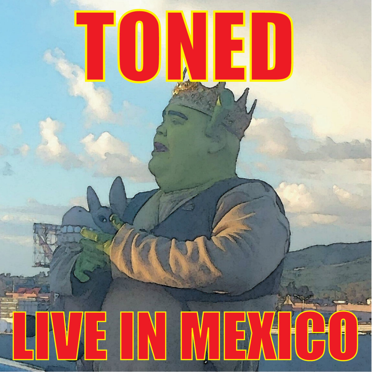 TONED -  Live In Mexico  (2019)