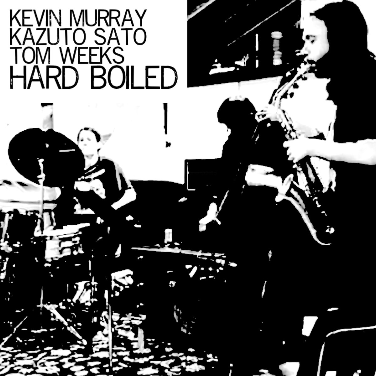 Kevin Murray/Kazuto Sato/Tom Weeks -  Hard Boiled  (2019) Wolfsblood