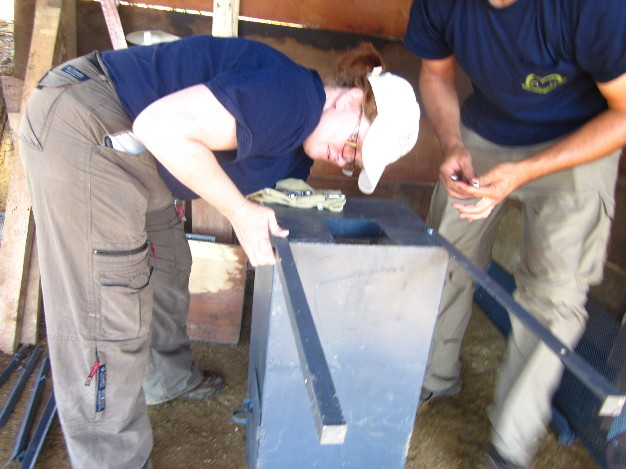 The assembly and installation of each stove takes 1-3 hours.