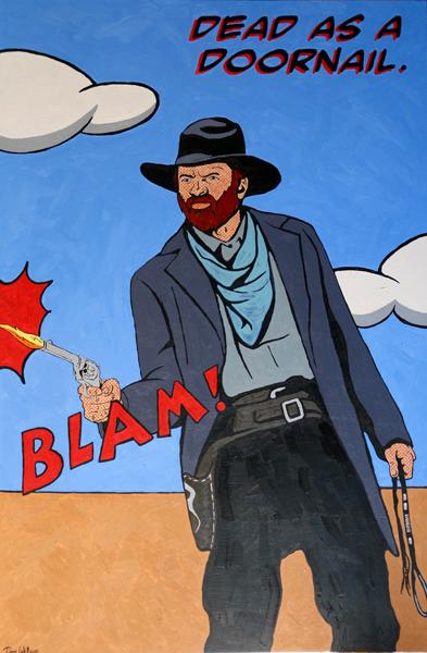 Blam (48 x 72)