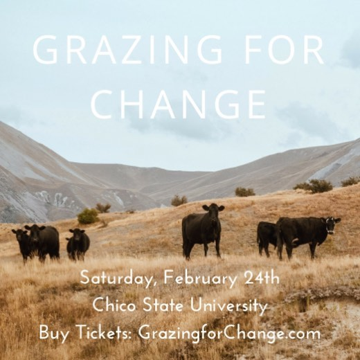 California operators with an interest in #holisticmanagement and #animalhusbandry, check out this event at CSU Chico! ⠀⠀⠀⠀⠀⠀⠀⠀⠀ Network with leaders in regenerative agriculture while getting to indulge in and support the local food industry! ⠀⠀⠀⠀⠀⠀⠀⠀⠀ @the_sustainable_smiths are of The Jefferson Center for Holistic Management are putting this together with @whiteoakpastures, @bionutrientfoodassociation, Dr. Sinah McCullough, and more! ⠀⠀⠀⠀⠀⠀⠀⠀⠀ Check out the link in the image for more info 👀