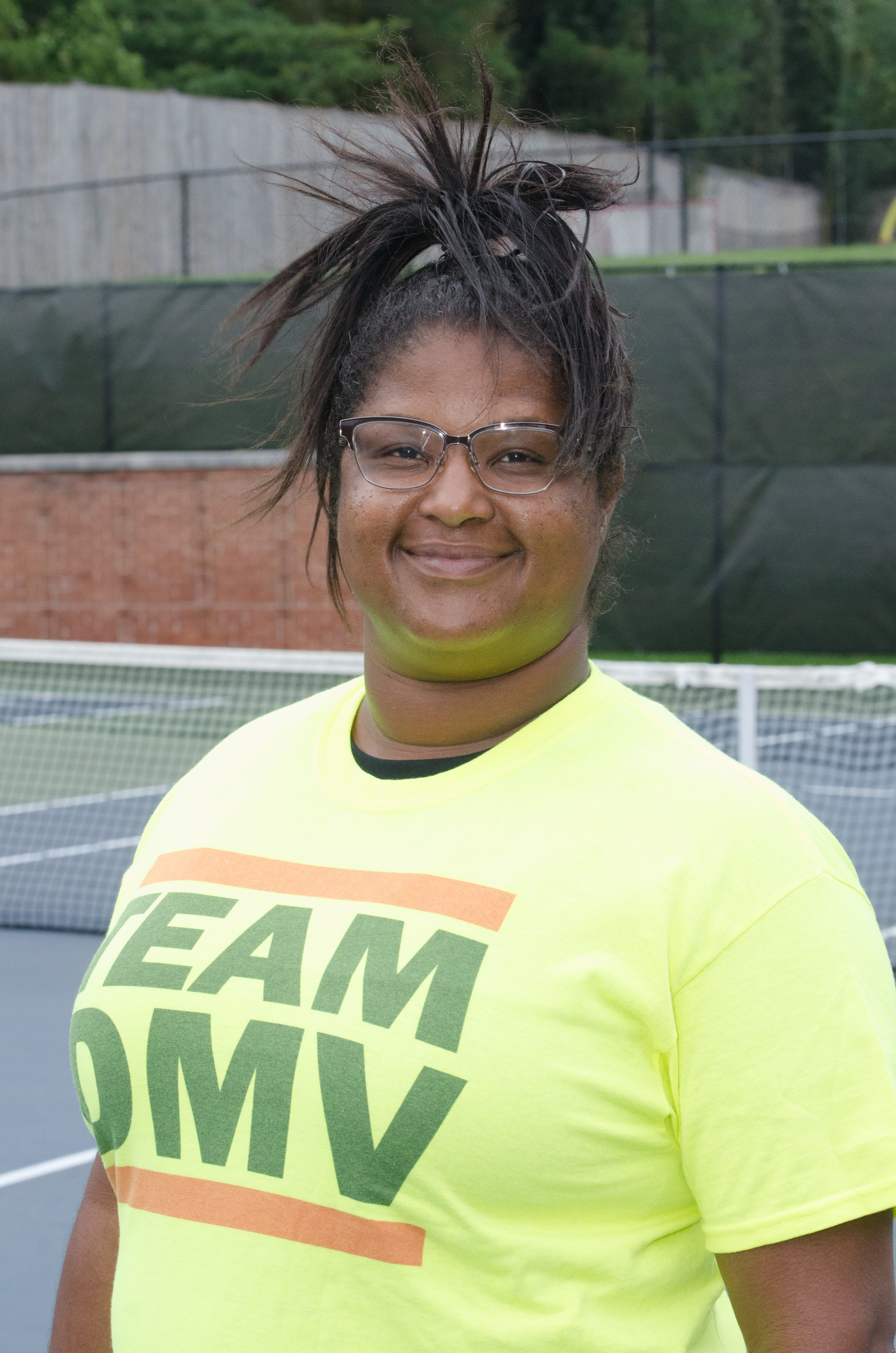 COACH SHELLEY - Shelley DeLon is a competitive tennis player that played tennis as a junior, on the college level and currently plays adult leagues. She was ranked as high as #3 in the MAS section as a junior. Upon graduating from the University of Virginia her interest and desire to play the game grew to include an interest in coaching. Shelley has been a USTA Certified Instructor and a PTR Junior Developmental and Adult Developmental Certified Professional for the past 5 years. She coaches tiny tots, beginners, intermediate, advanced, and high performance players. She is a Junior Team Tennis Coach for D.C. and a tennis instructor for Metropolitan Tennis and Education Group.
