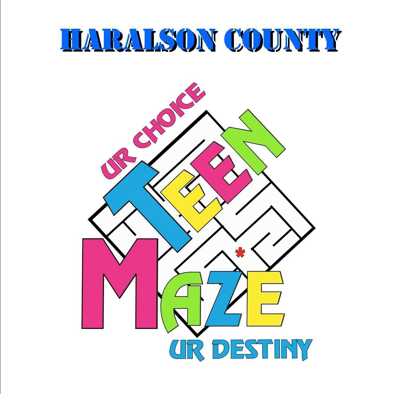 Haralson Teen Maze Facebook