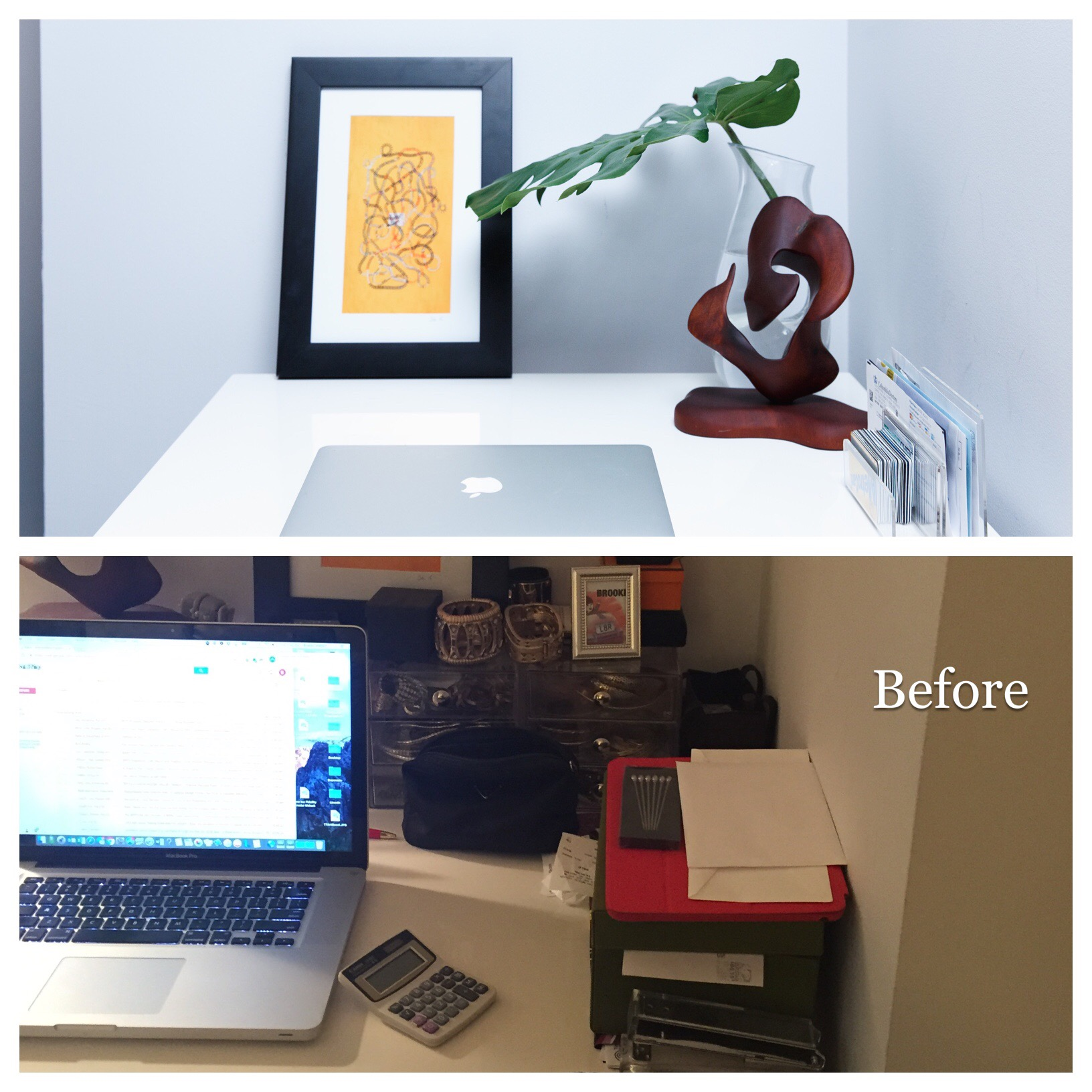 Brooke's Desk