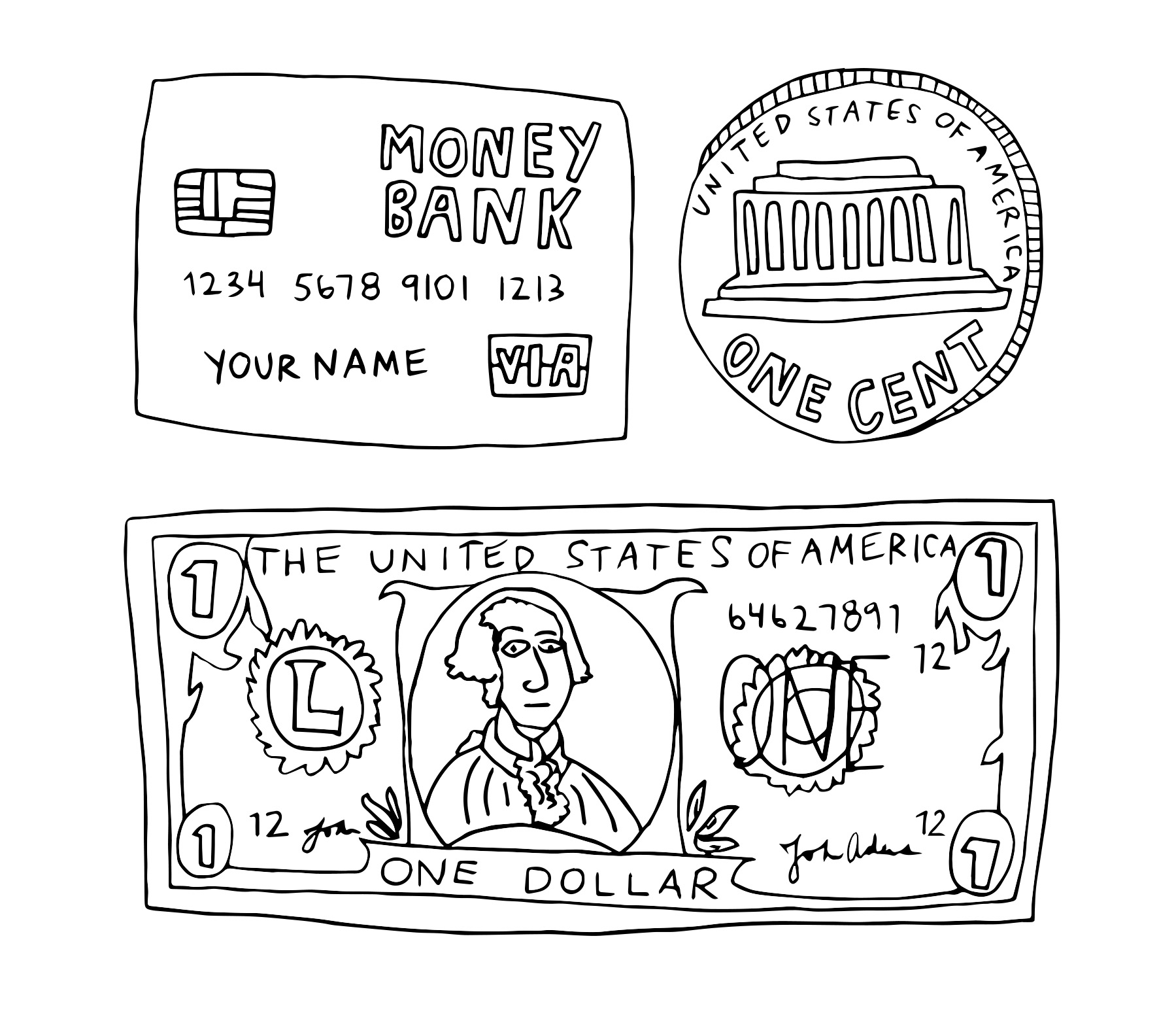 Your savings account will thank you. Art by Stacy Antoville.