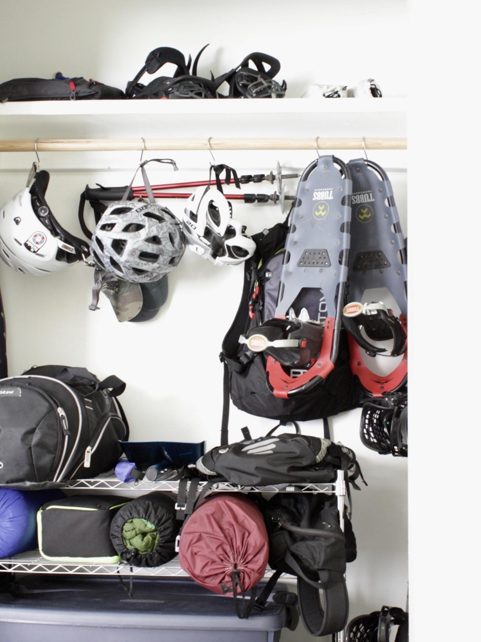 Sport Equipment After