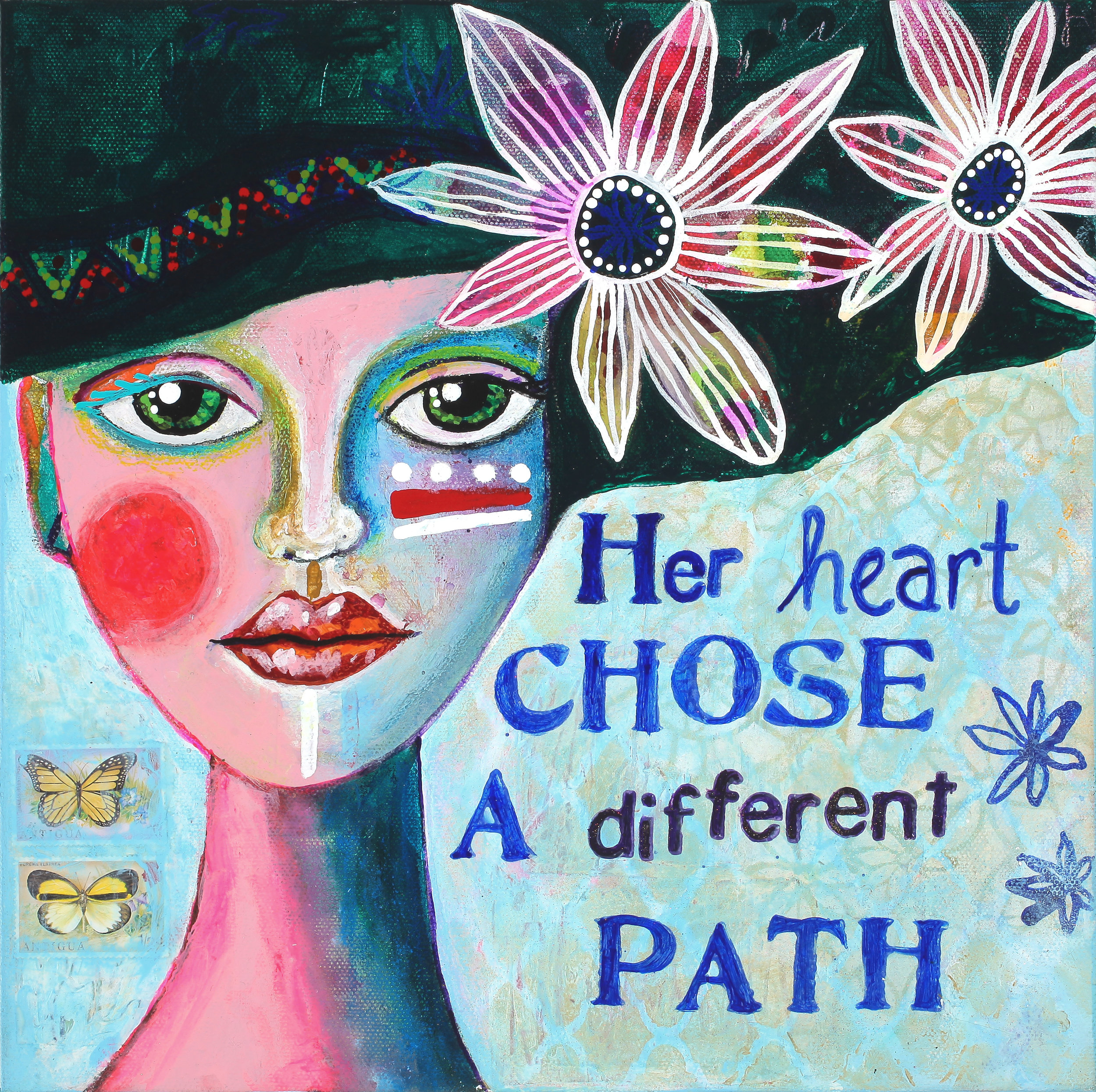 Her Heart Chose A Different Path