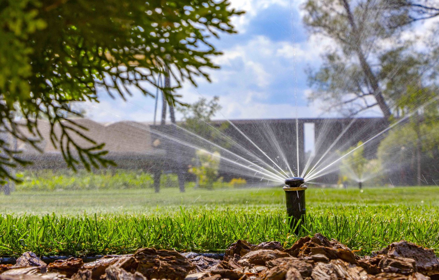 Sprinkler And Drainage Systems Design Installation