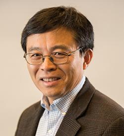 Xiaoyang Zhu   Professor of Chemistry / MRSEC Co-Lead Director IRG2   550 120th Street 1312 Northwest Corner New York, NY 10027 tel: (212) 851-7768 EMAIL:  xyzhu@columbia.edu